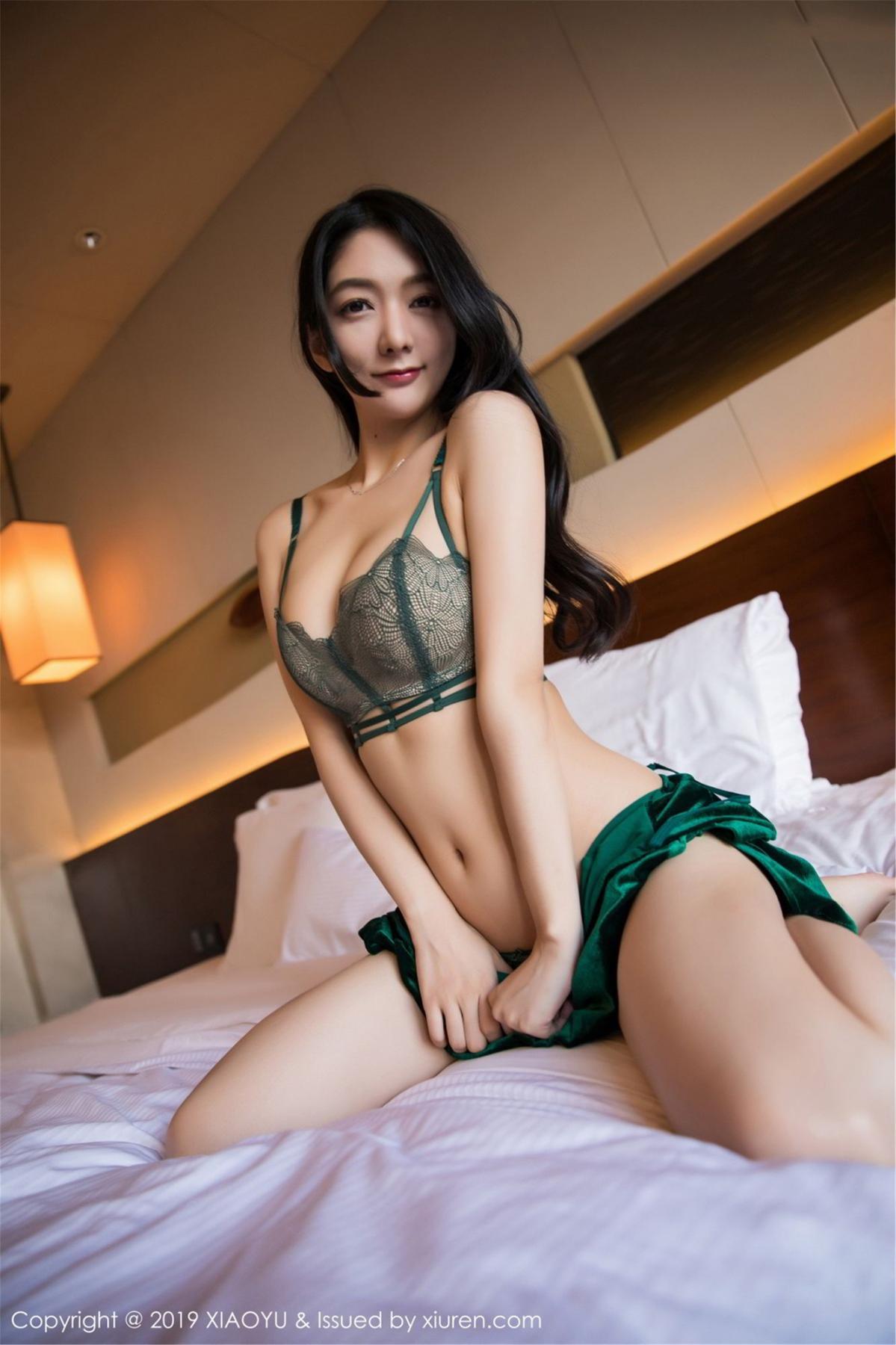 [XiaoYu] Vol.074 Angela Xi Huan Mao 3P, Di Yi, Underwear, XiaoYu