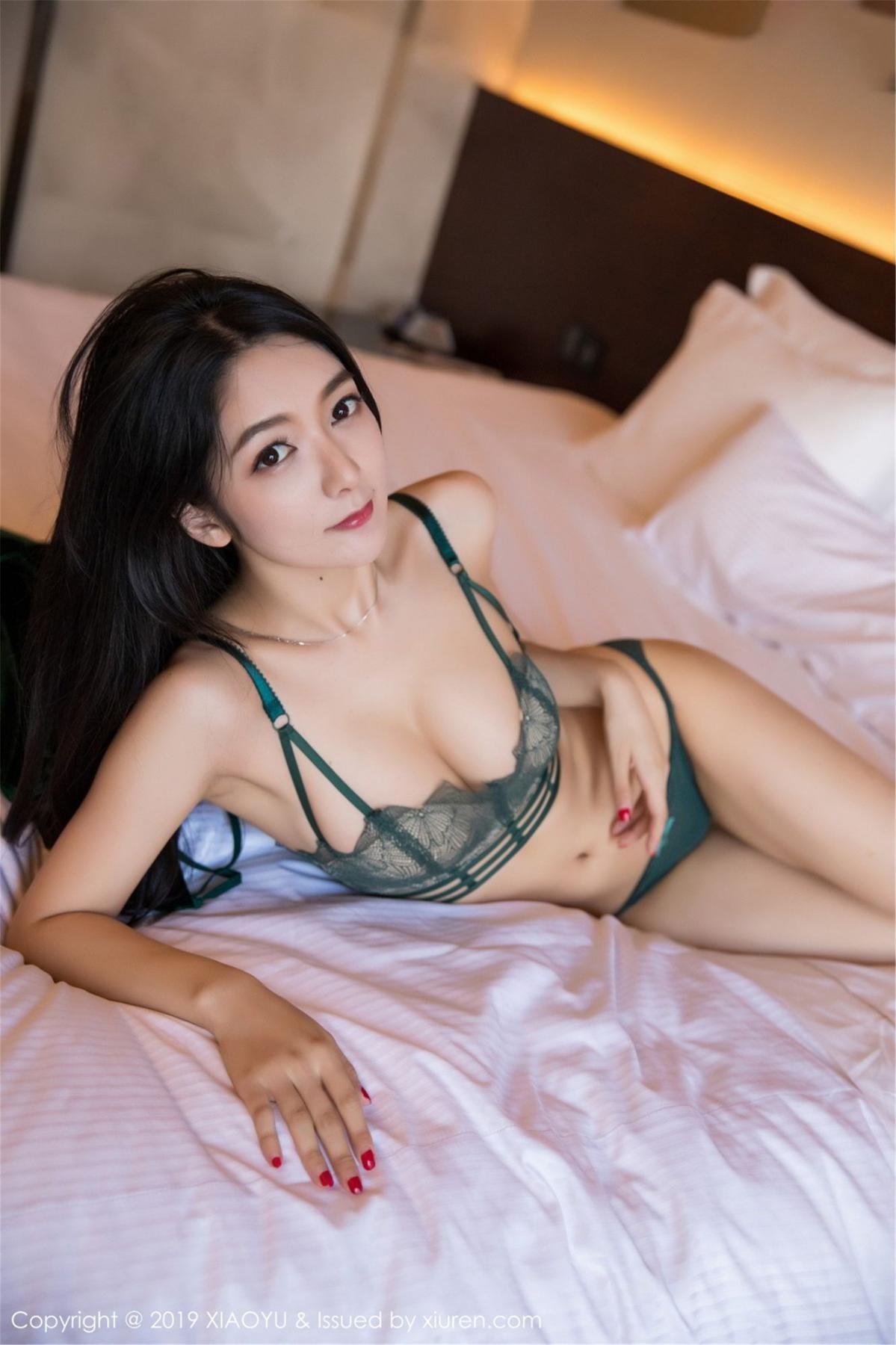 [XiaoYu] Vol.074 Angela Xi Huan Mao 41P, Di Yi, Underwear, XiaoYu