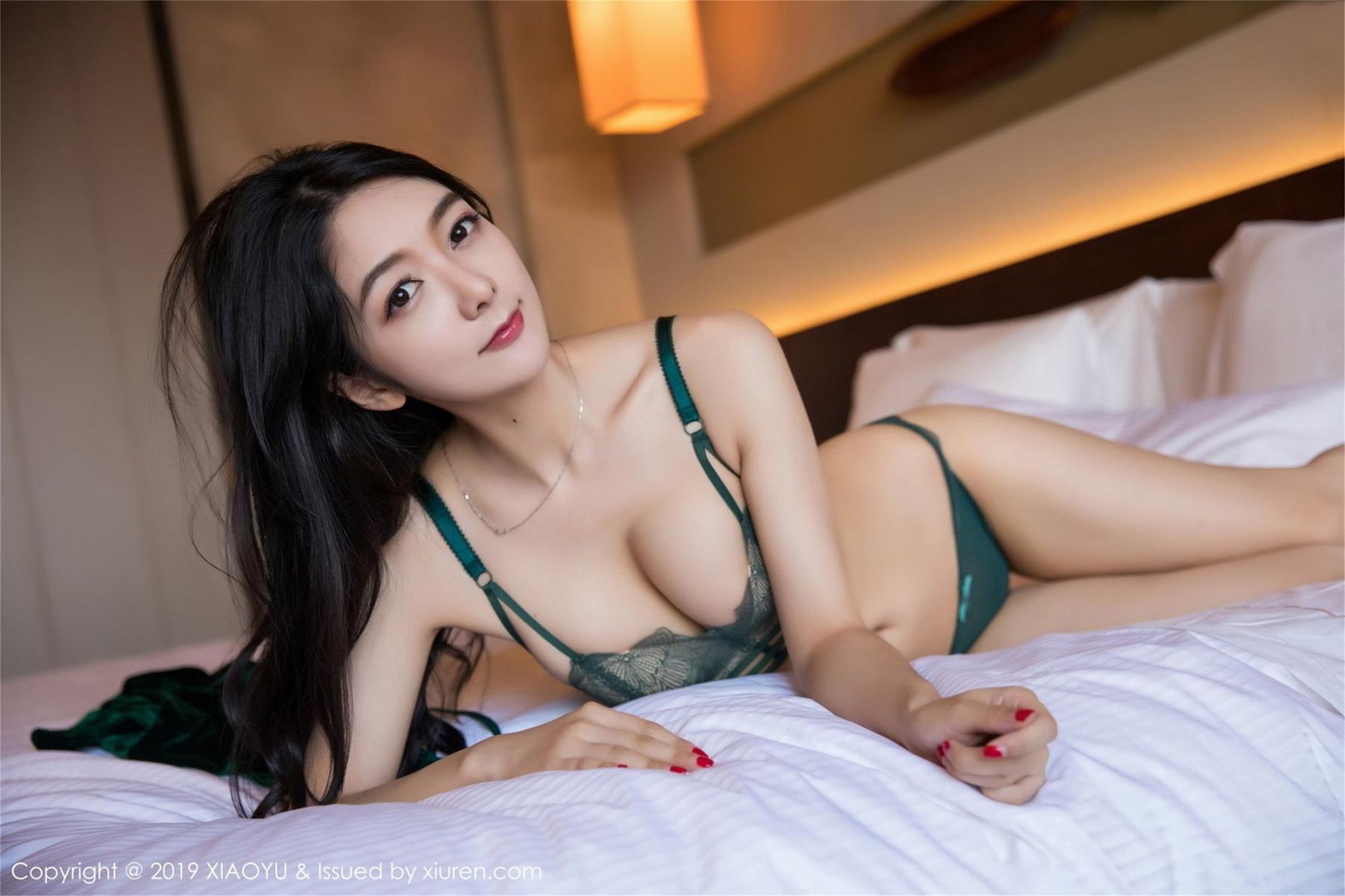 [XiaoYu] Vol.074 Angela Xi Huan Mao 44P, Di Yi, Underwear, XiaoYu