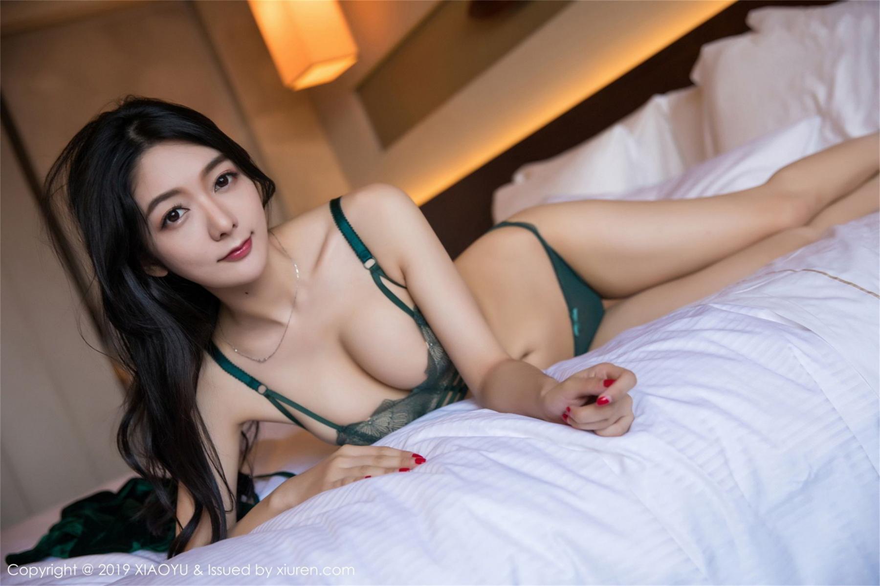[XiaoYu] Vol.074 Angela Xi Huan Mao 45P, Di Yi, Underwear, XiaoYu