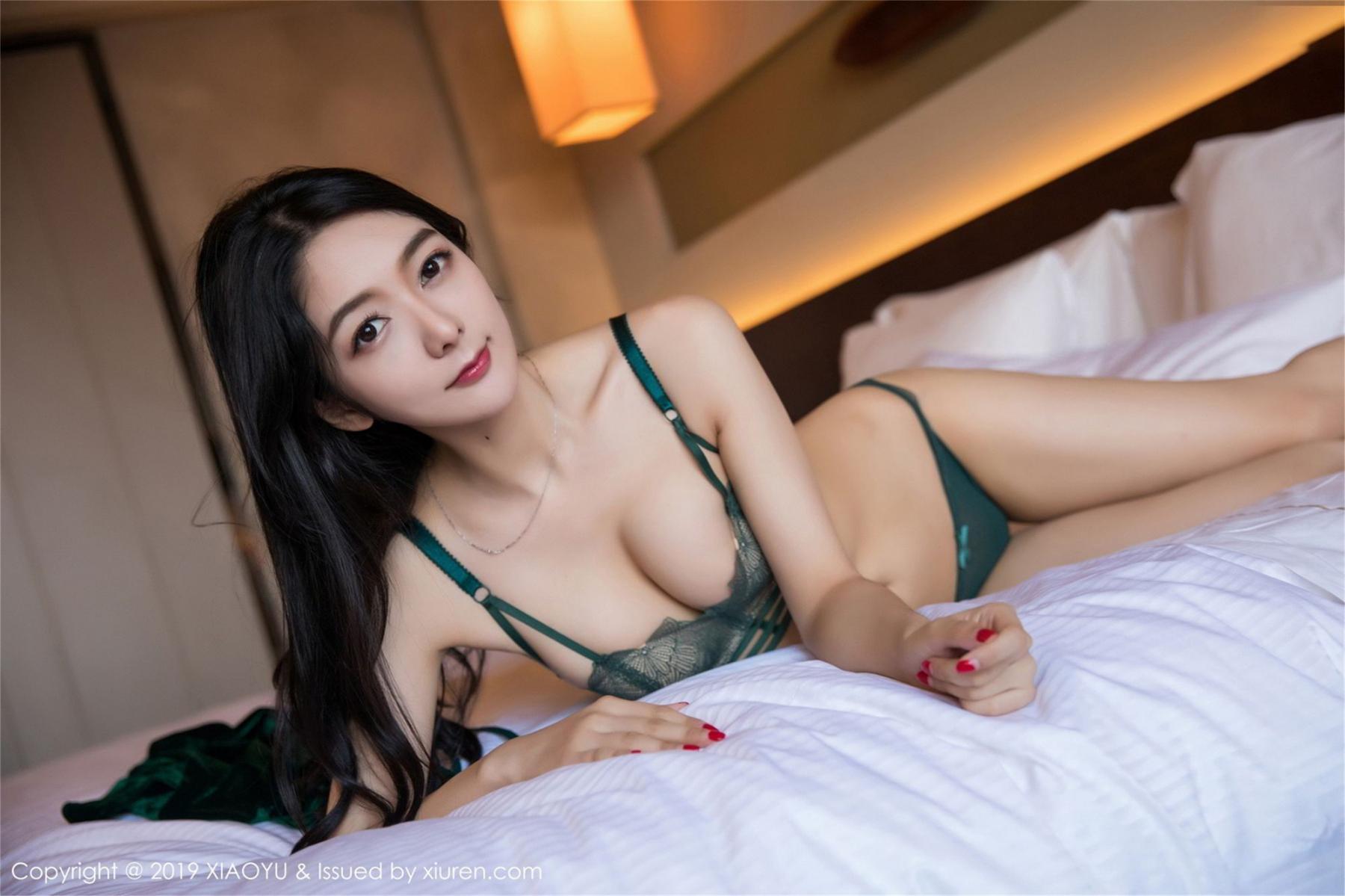 [XiaoYu] Vol.074 Angela Xi Huan Mao 46P, Di Yi, Underwear, XiaoYu