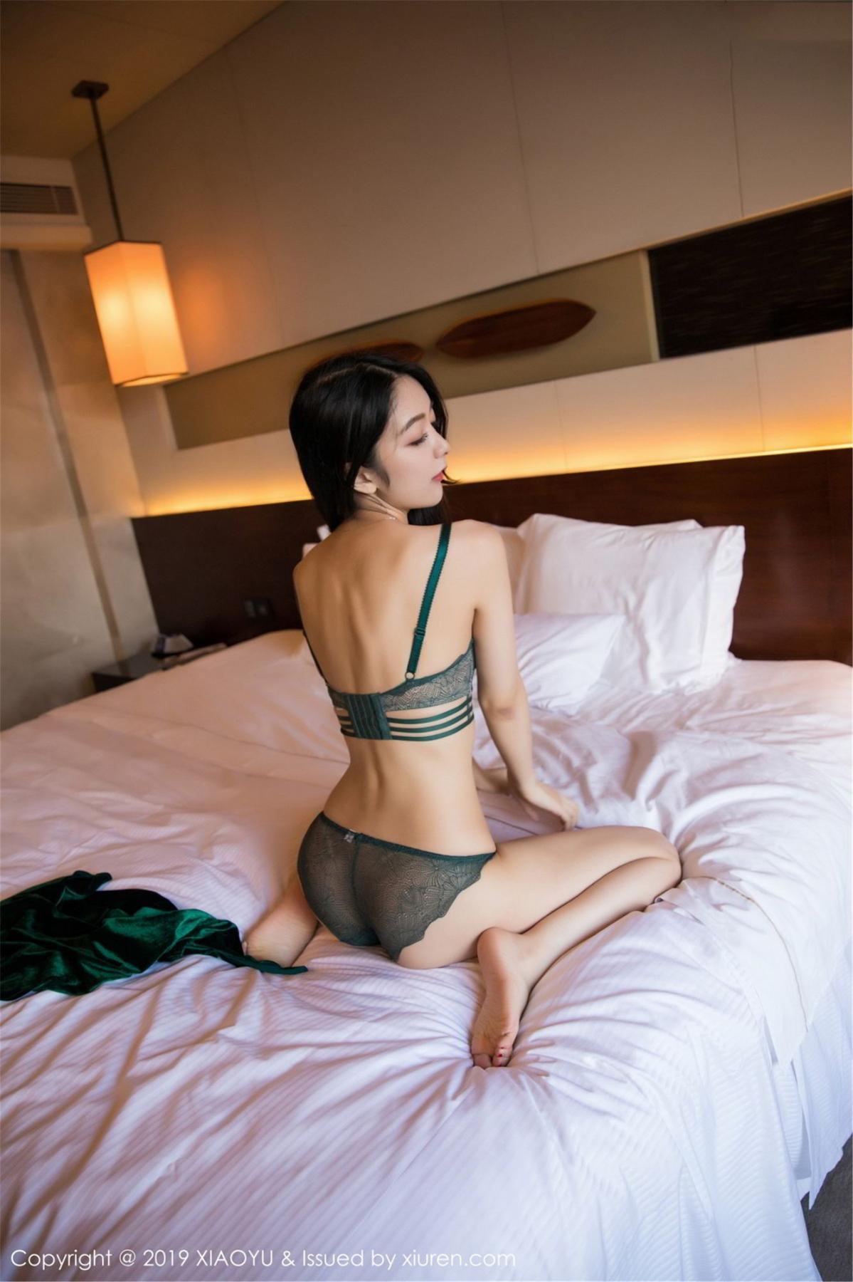 [XiaoYu] Vol.074 Angela Xi Huan Mao 47P, Di Yi, Underwear, XiaoYu