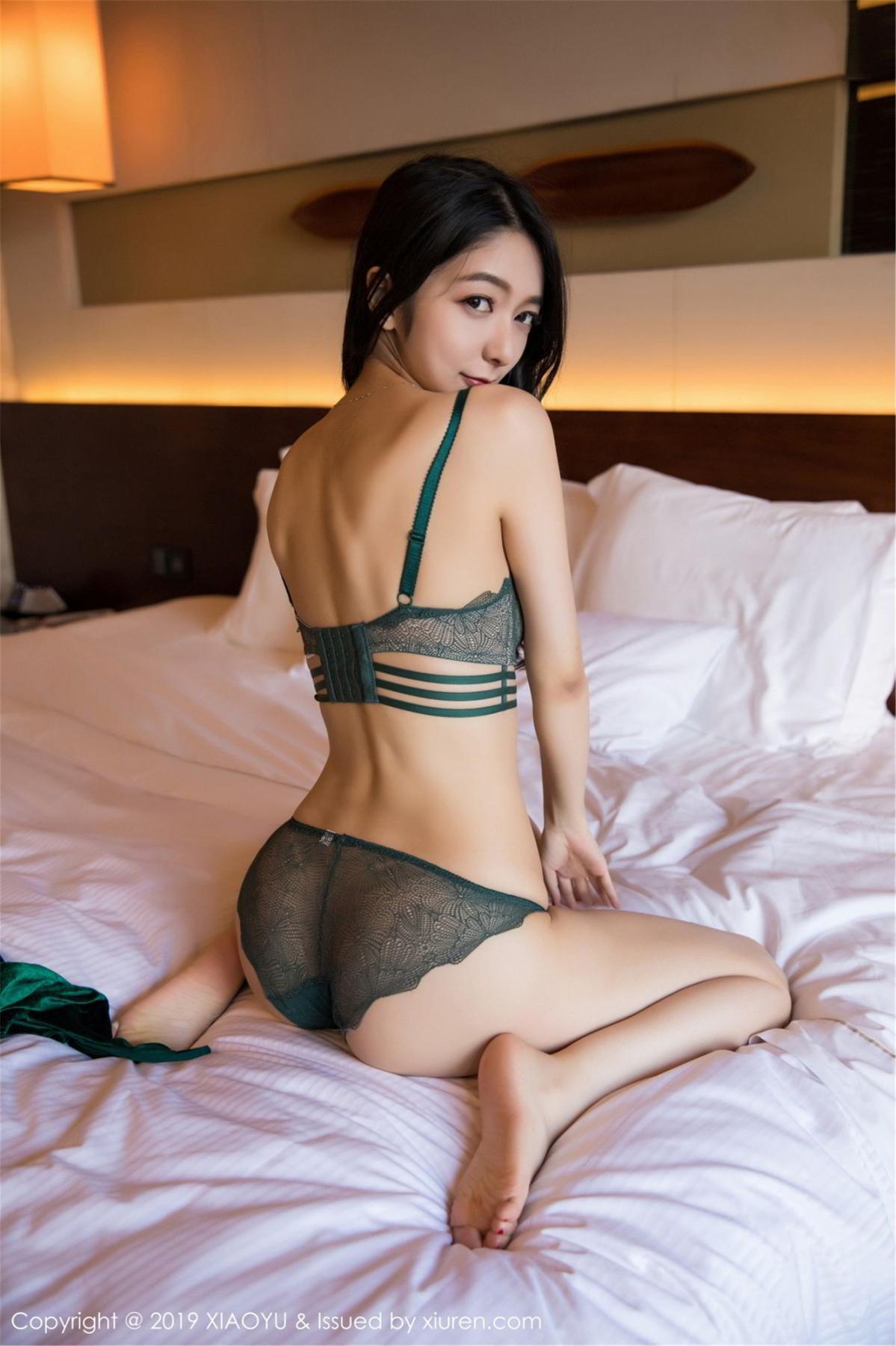 [XiaoYu] Vol.074 Angela Xi Huan Mao 48P, Di Yi, Underwear, XiaoYu