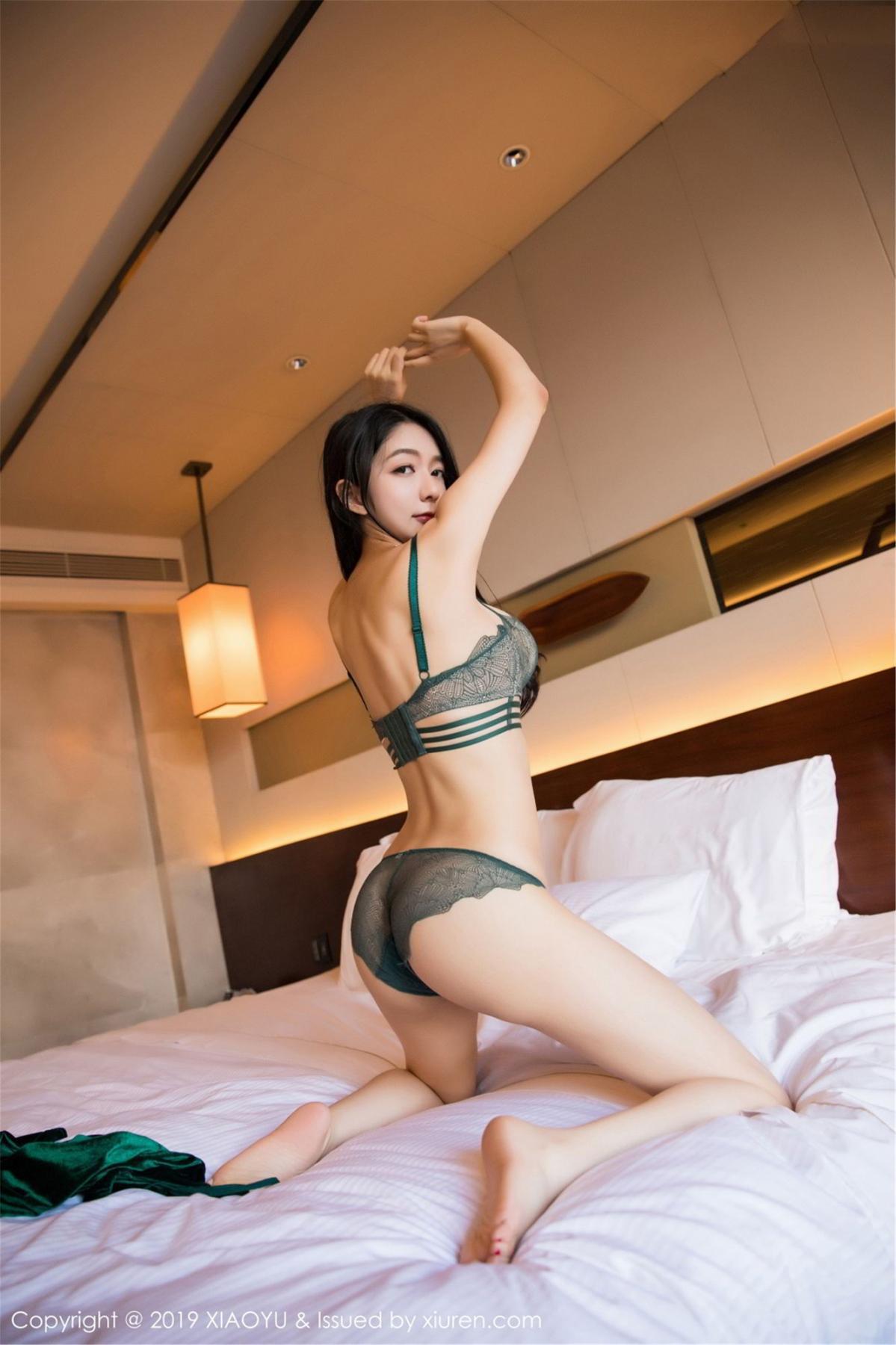 [XiaoYu] Vol.074 Angela Xi Huan Mao 49P, Di Yi, Underwear, XiaoYu