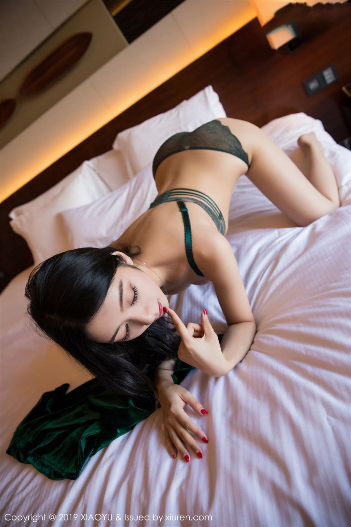 [XiaoYu] Vol.074 Angela Xi Huan Mao 4P, Di Yi, Underwear, XiaoYu