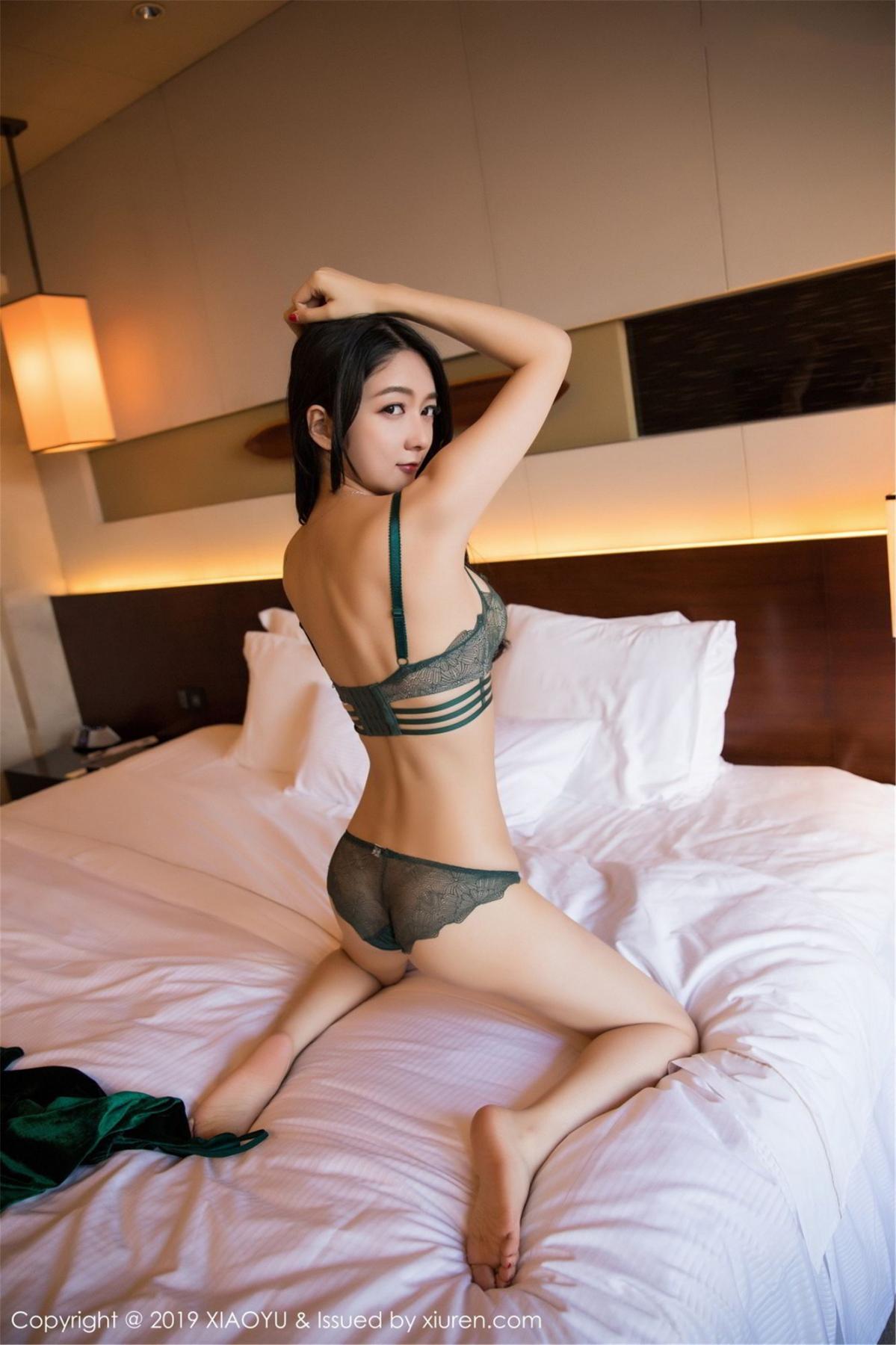 [XiaoYu] Vol.074 Angela Xi Huan Mao 51P, Di Yi, Underwear, XiaoYu