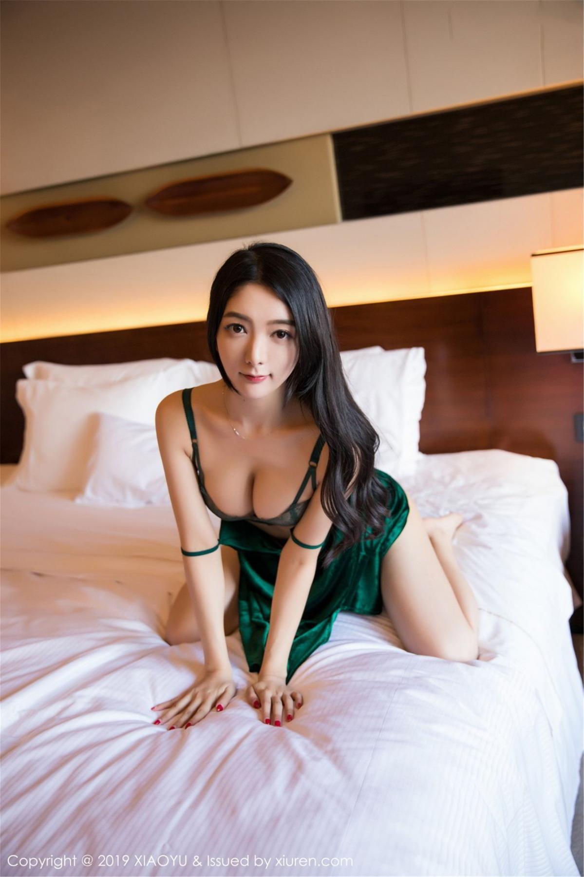[XiaoYu] Vol.074 Angela Xi Huan Mao 7P, Di Yi, Underwear, XiaoYu