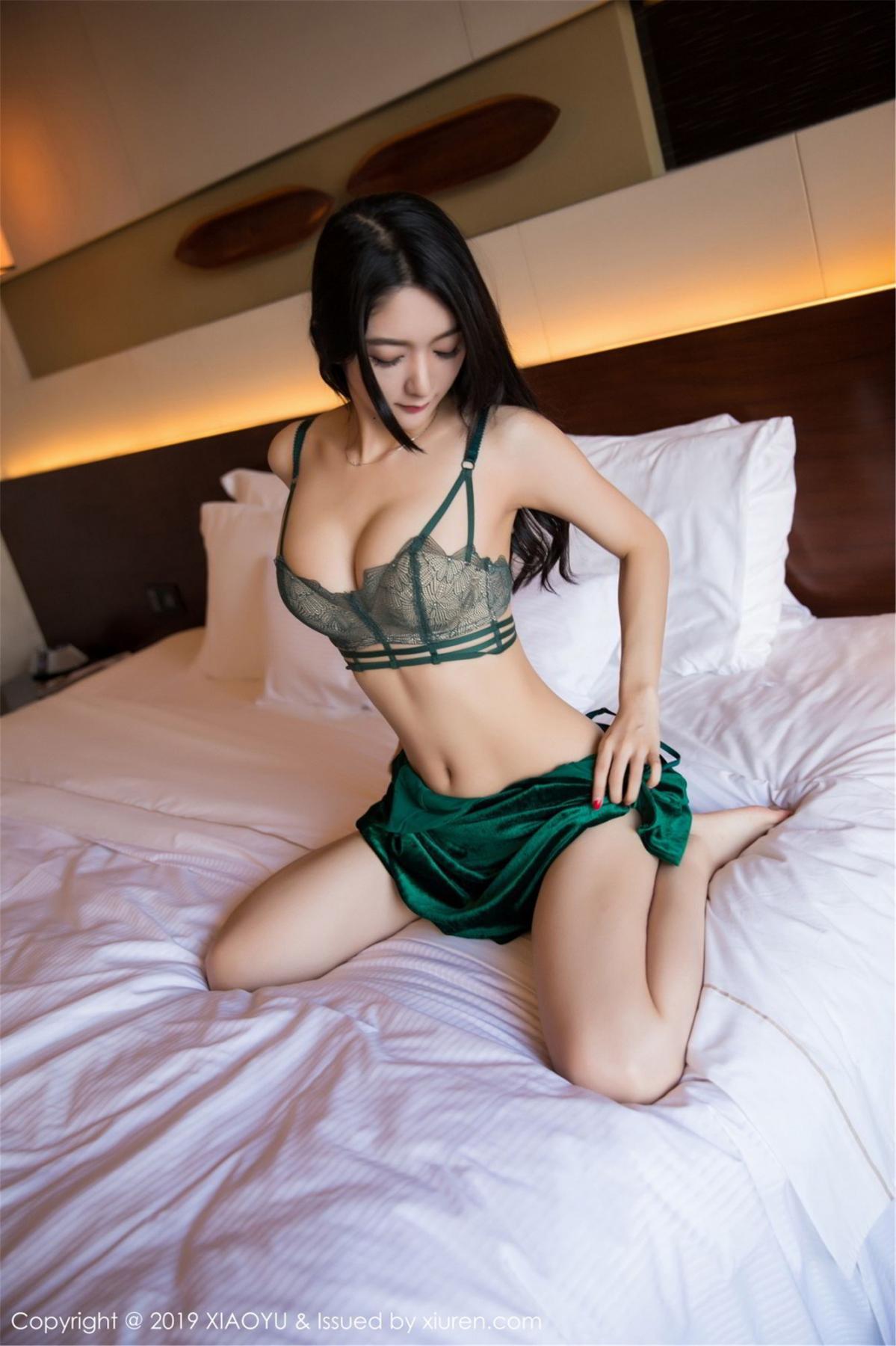 [XiaoYu] Vol.074 Angela Xi Huan Mao 8P, Di Yi, Underwear, XiaoYu