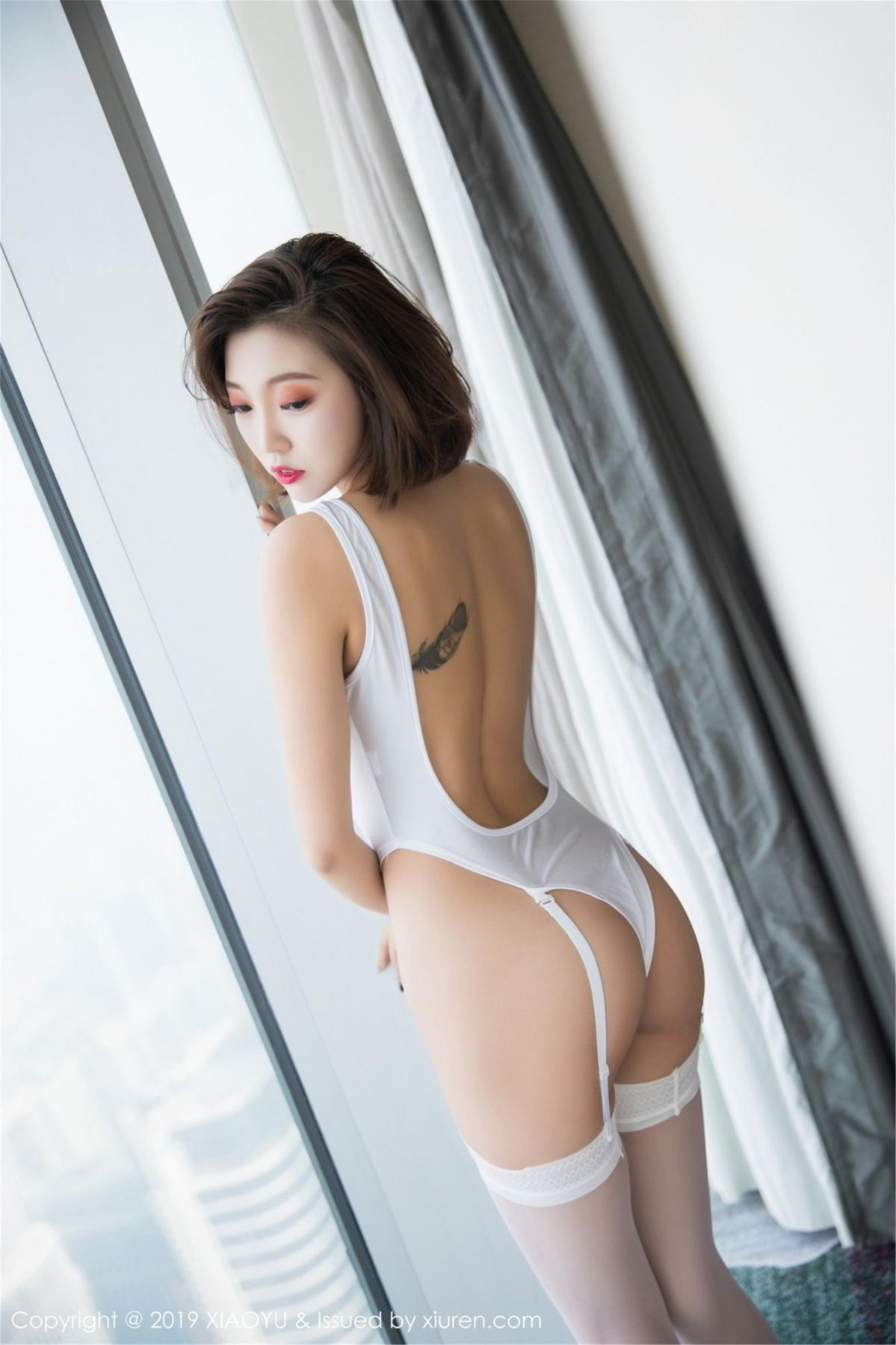 [XiaoYu] Vol.075 Feng Mu Mu 10P, Cool, Feng Mu Mu, Tall, XiaoYu