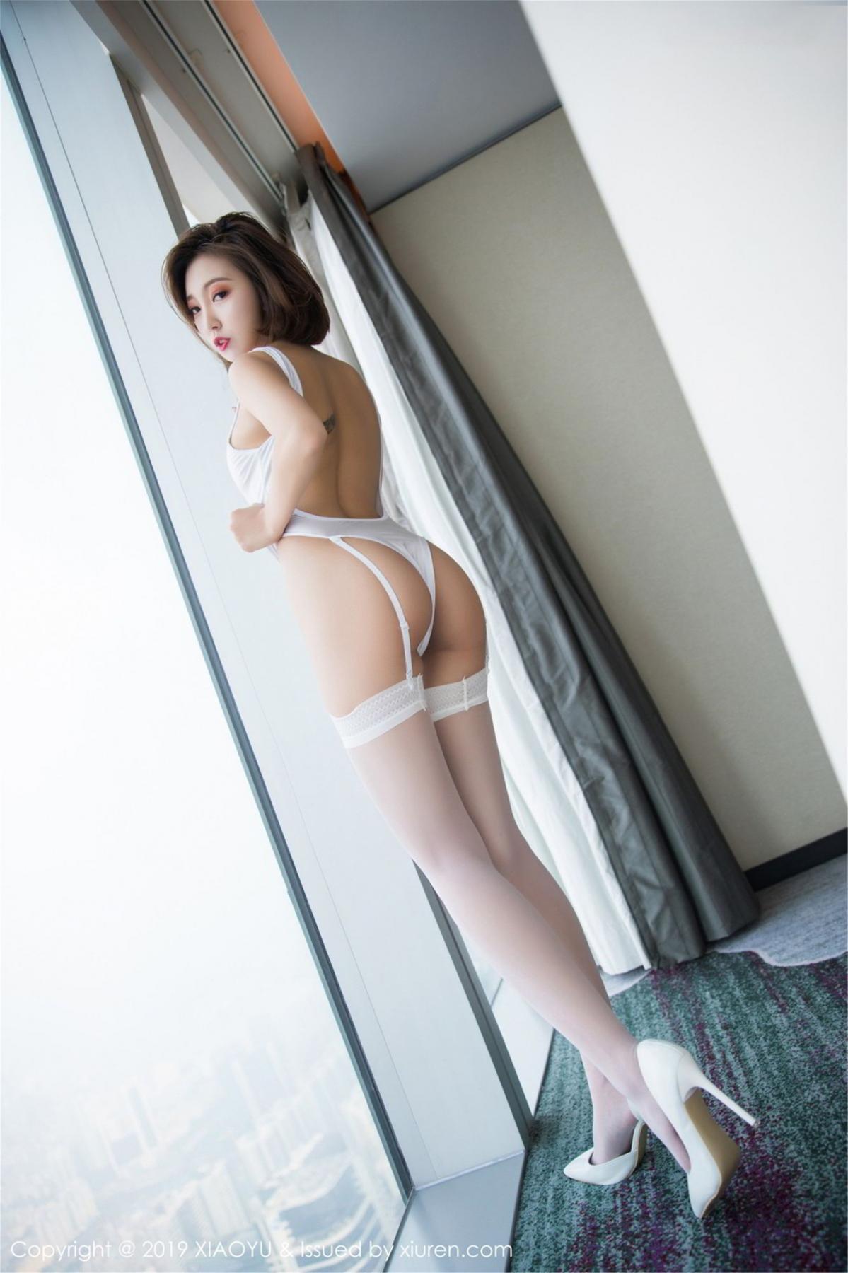[XiaoYu] Vol.075 Feng Mu Mu 11P, Cool, Feng Mu Mu, Tall, XiaoYu