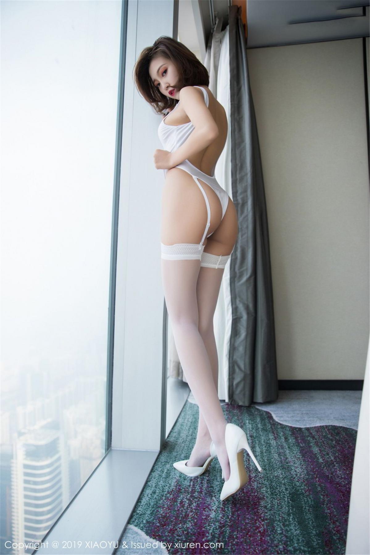 [XiaoYu] Vol.075 Feng Mu Mu 12P, Cool, Feng Mu Mu, Tall, XiaoYu