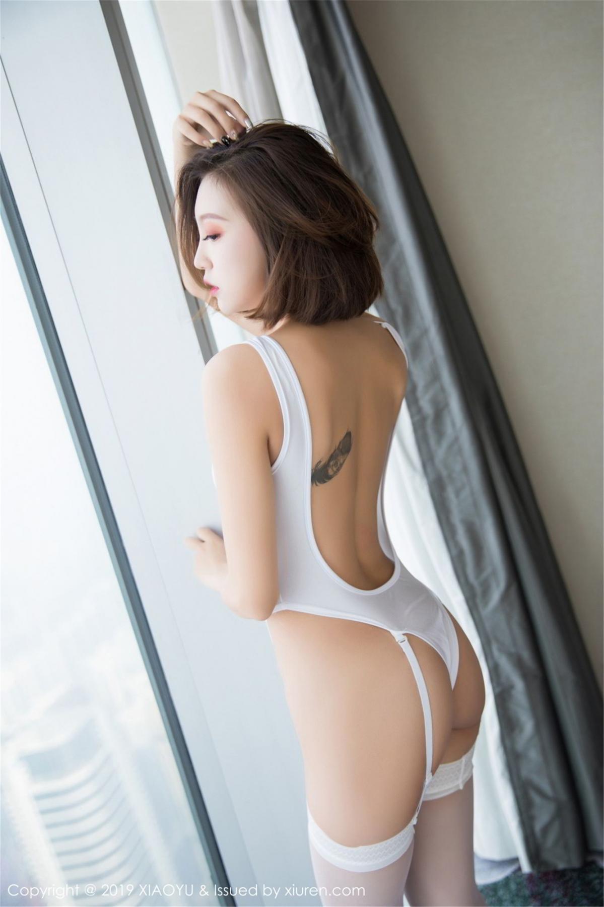 [XiaoYu] Vol.075 Feng Mu Mu 13P, Cool, Feng Mu Mu, Tall, XiaoYu