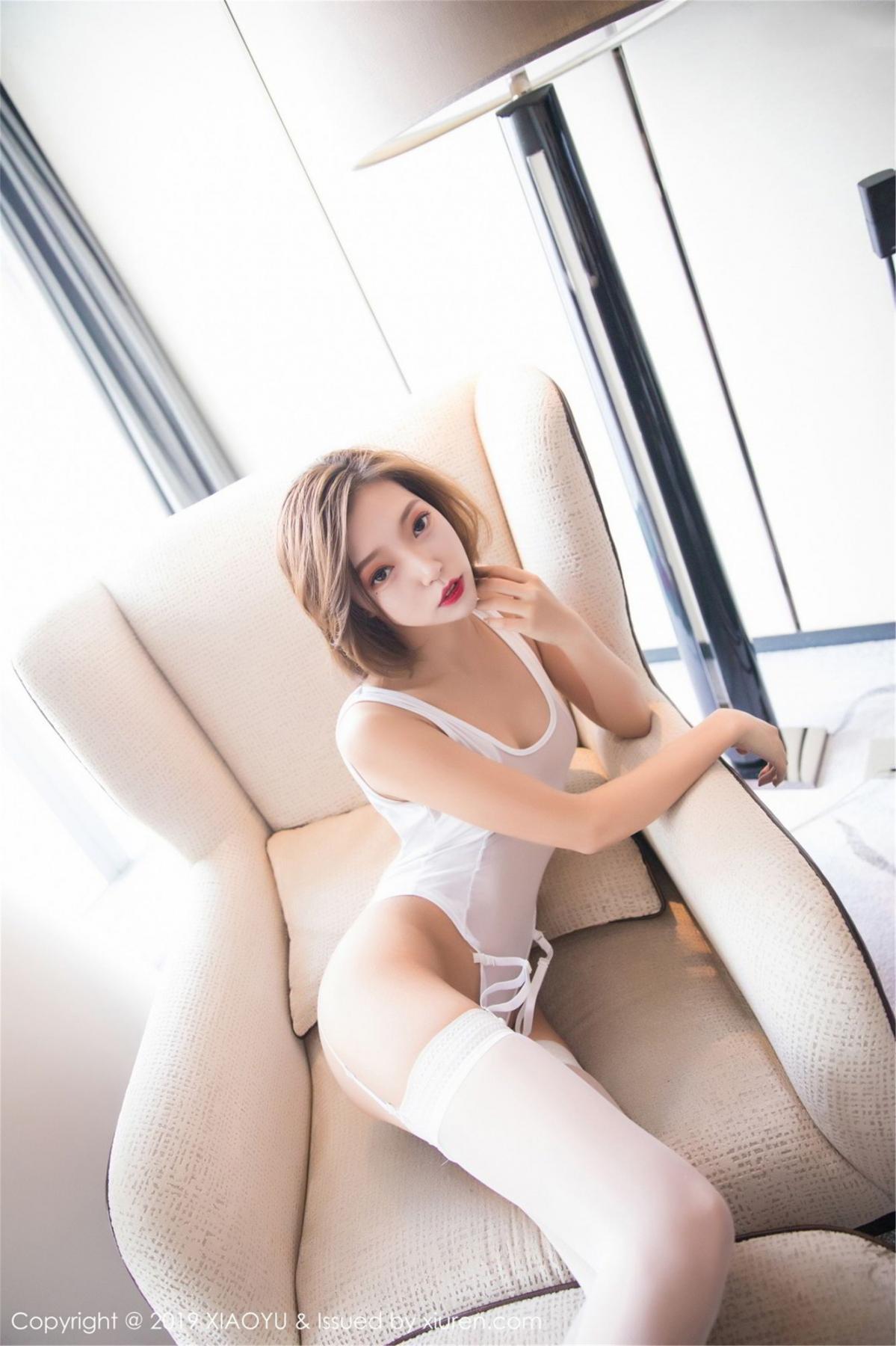 [XiaoYu] Vol.075 Feng Mu Mu 19P, Cool, Feng Mu Mu, Tall, XiaoYu