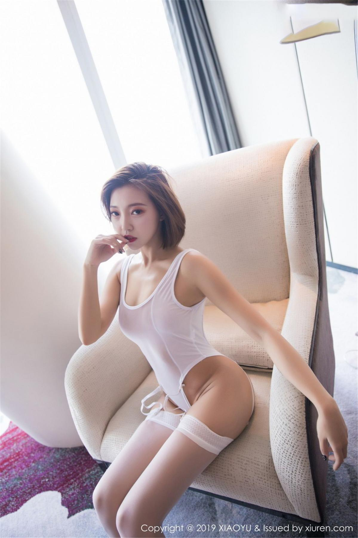 [XiaoYu] Vol.075 Feng Mu Mu 33P, Cool, Feng Mu Mu, Tall, XiaoYu