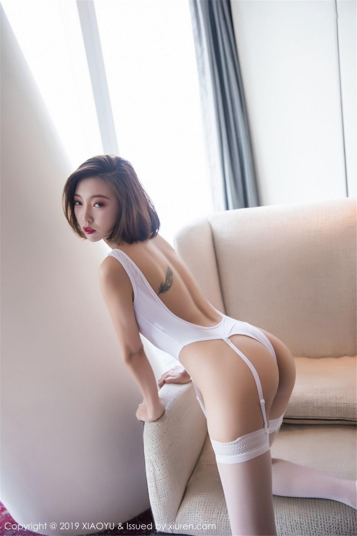 [XiaoYu] Vol.075 Feng Mu Mu 37P, Cool, Feng Mu Mu, Tall, XiaoYu