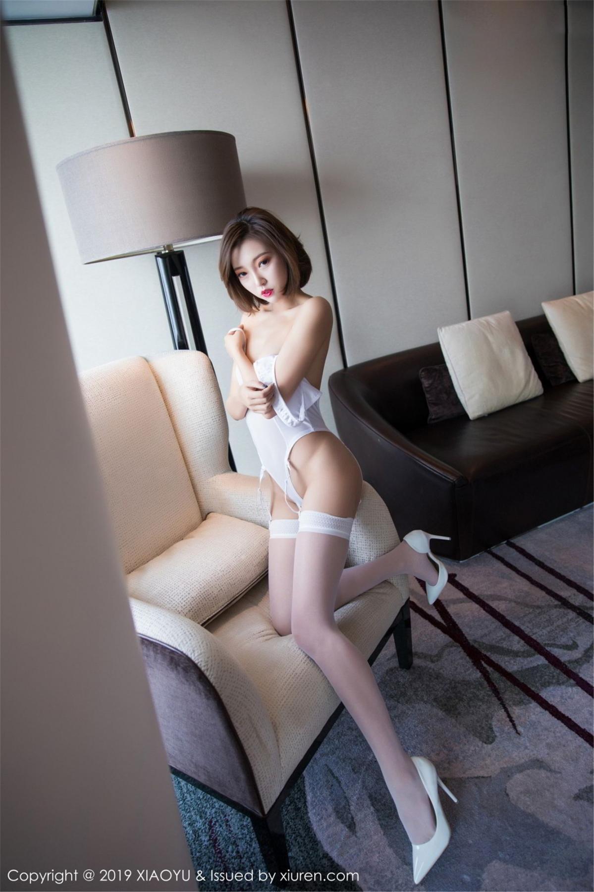 [XiaoYu] Vol.075 Feng Mu Mu 39P, Cool, Feng Mu Mu, Tall, XiaoYu