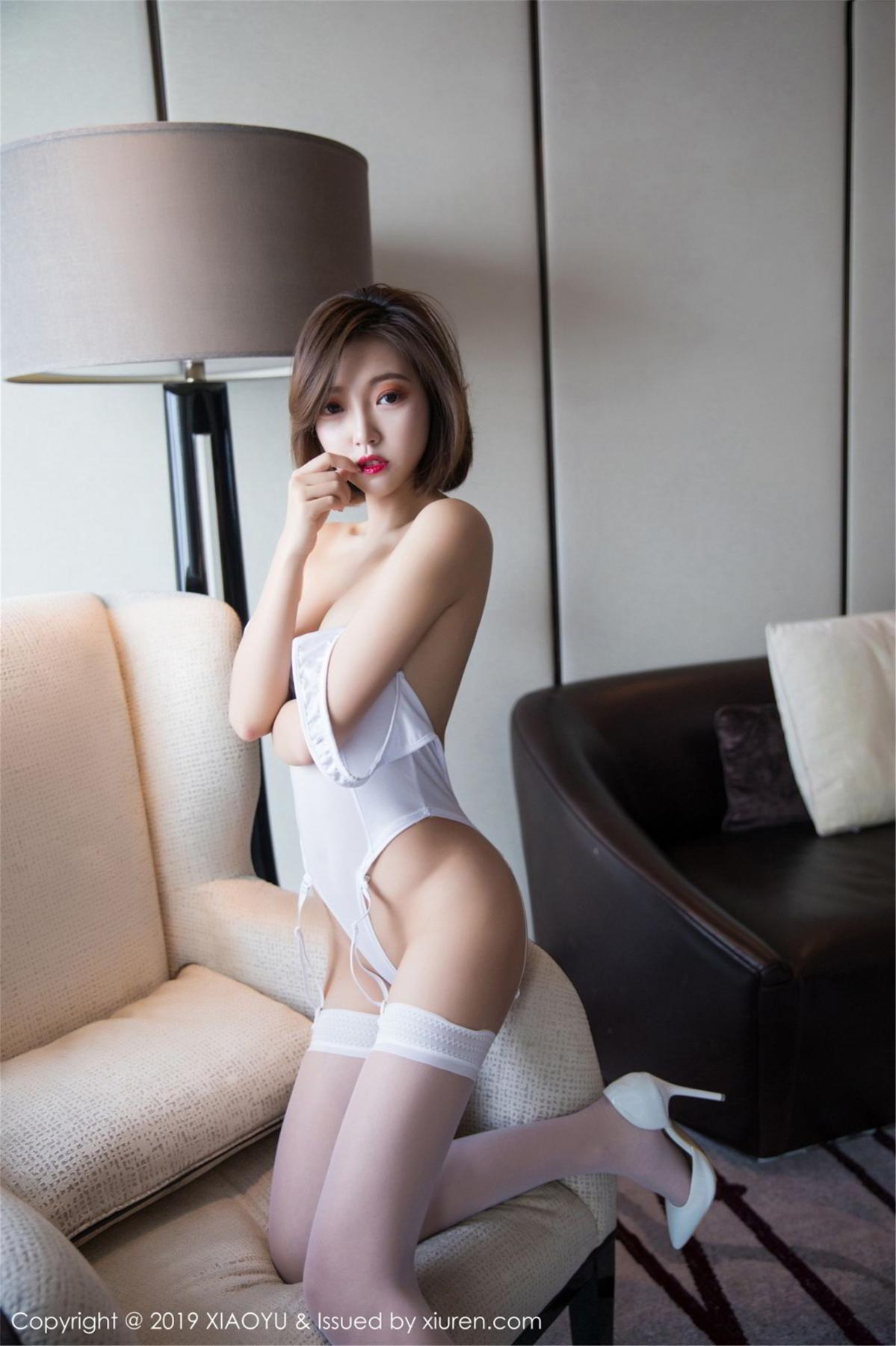 [XiaoYu] Vol.075 Feng Mu Mu 41P, Cool, Feng Mu Mu, Tall, XiaoYu