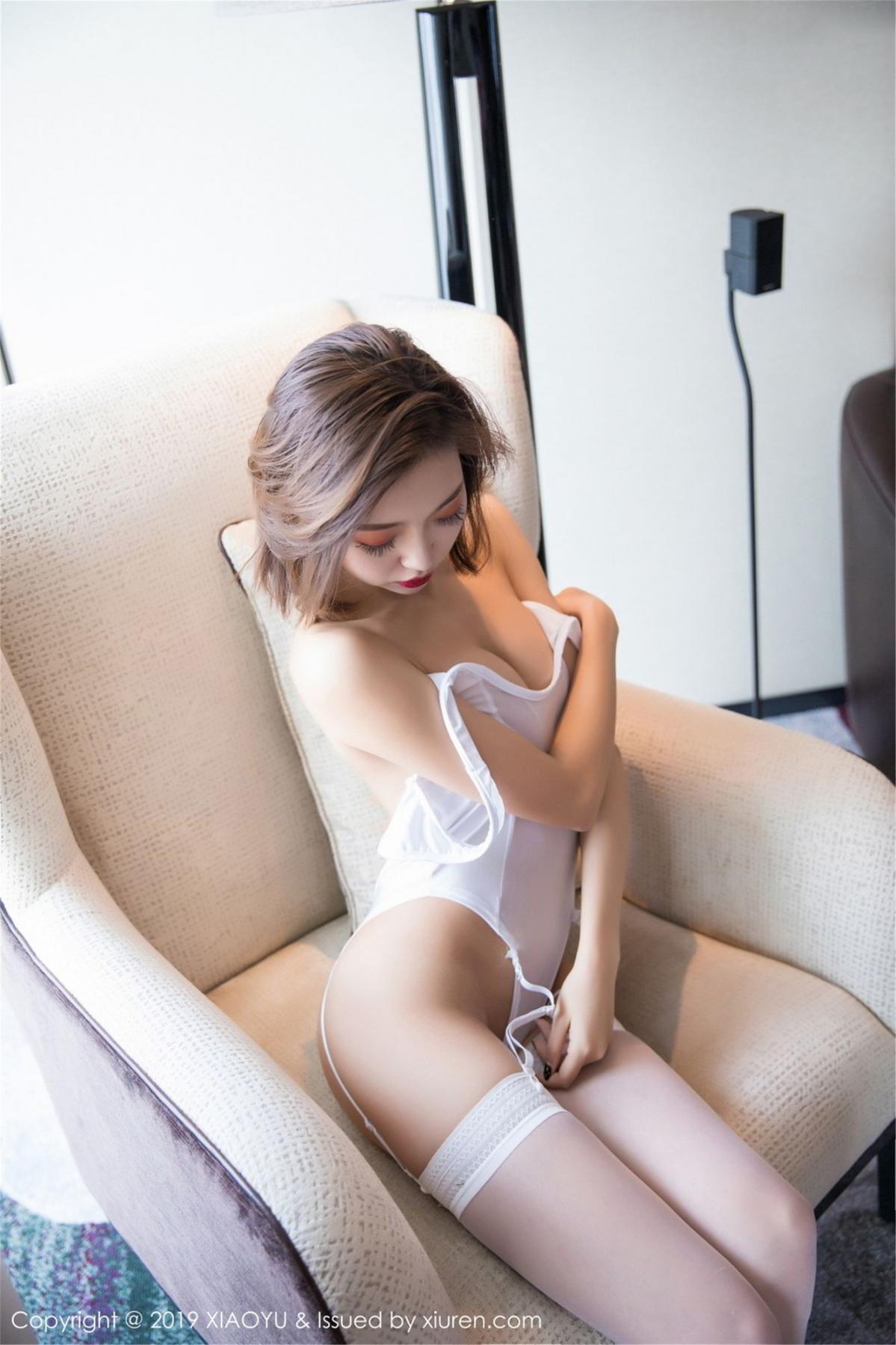 [XiaoYu] Vol.075 Feng Mu Mu 42P, Cool, Feng Mu Mu, Tall, XiaoYu