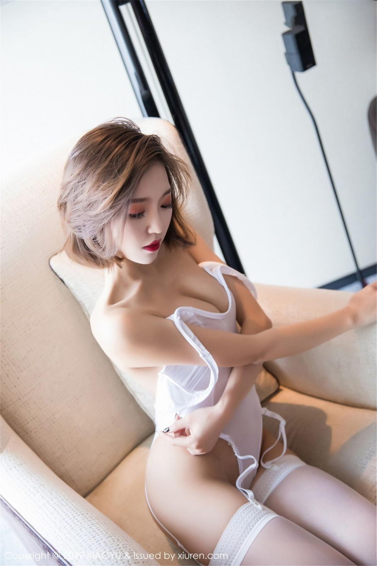 [XiaoYu] Vol.075 Feng Mu Mu 45P, Cool, Feng Mu Mu, Tall, XiaoYu