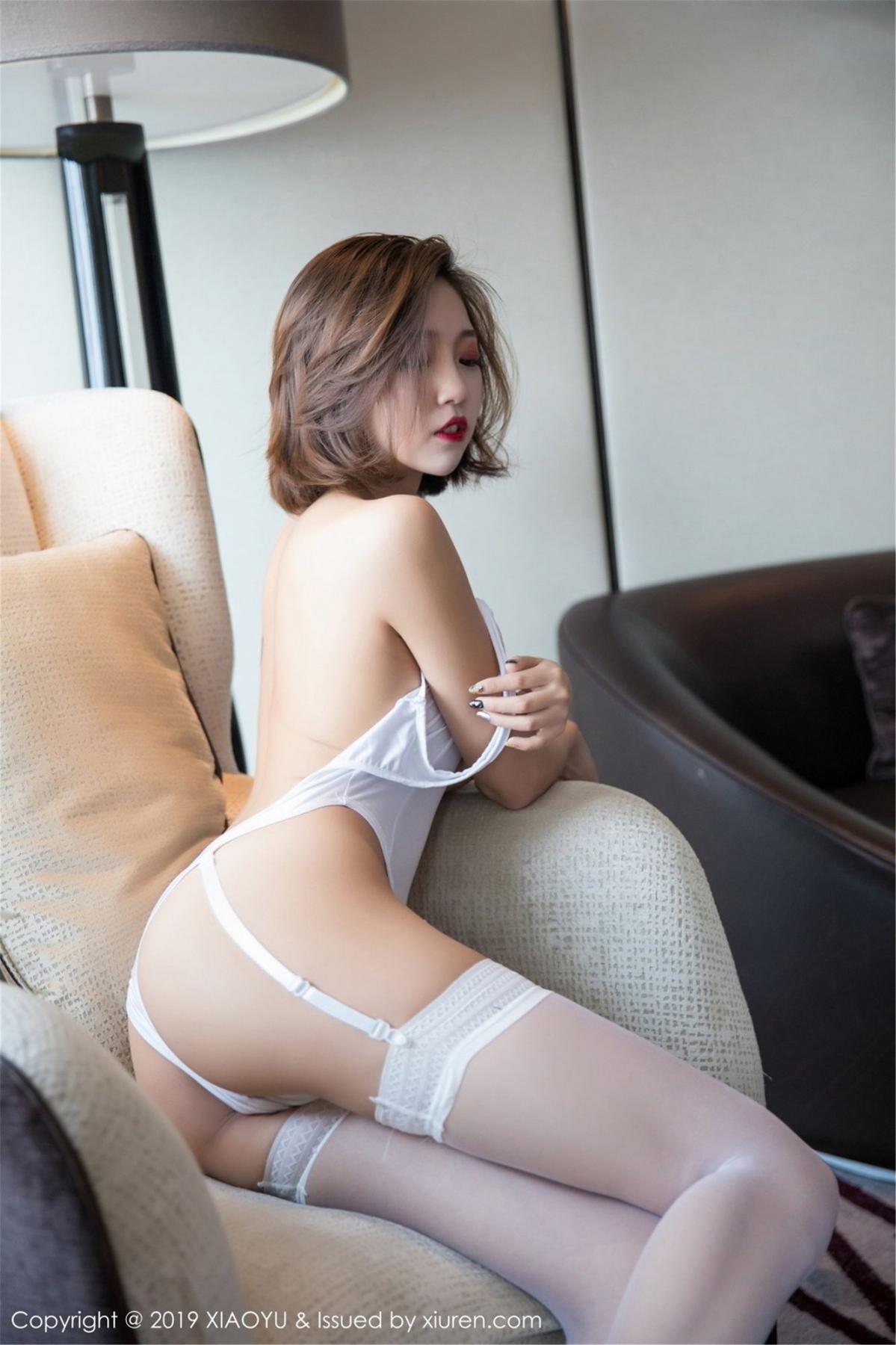 [XiaoYu] Vol.075 Feng Mu Mu 53P, Cool, Feng Mu Mu, Tall, XiaoYu