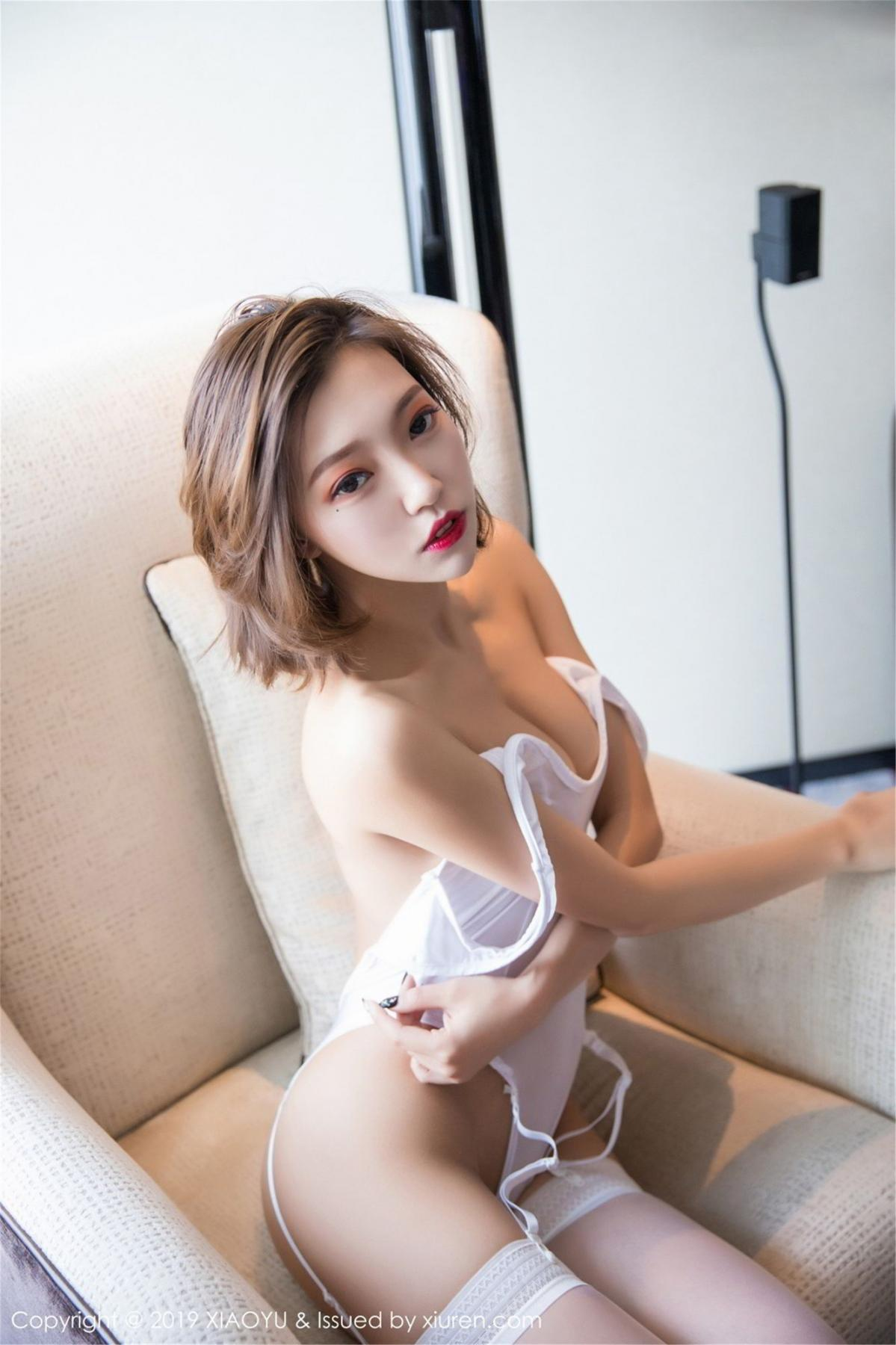 [XiaoYu] Vol.075 Feng Mu Mu 63P, Cool, Feng Mu Mu, Tall, XiaoYu