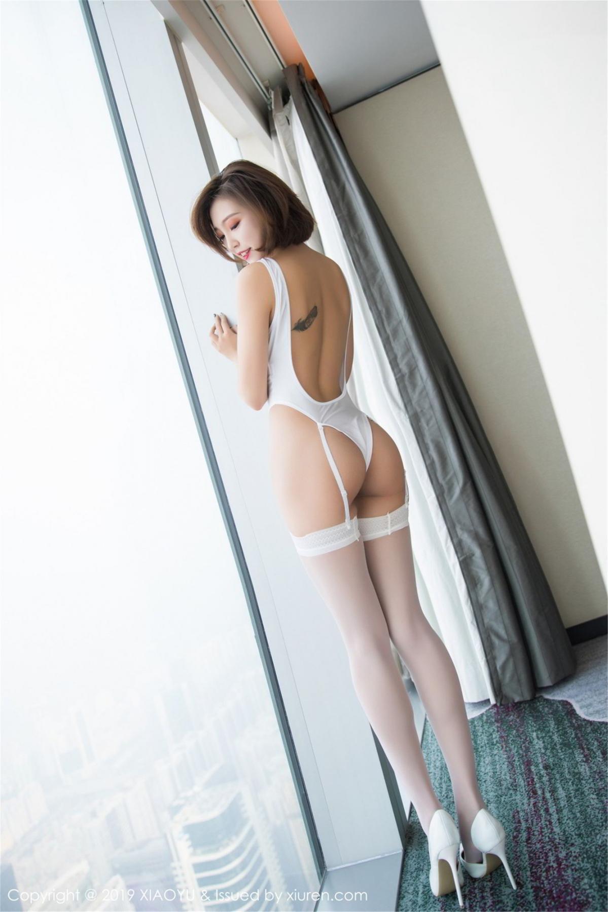 [XiaoYu] Vol.075 Feng Mu Mu 6P, Cool, Feng Mu Mu, Tall, XiaoYu
