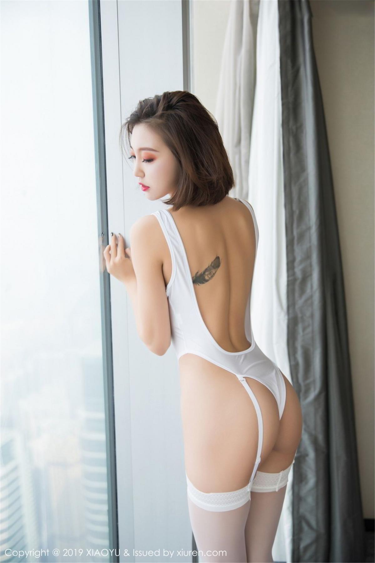 [XiaoYu] Vol.075 Feng Mu Mu 9P, Cool, Feng Mu Mu, Tall, XiaoYu