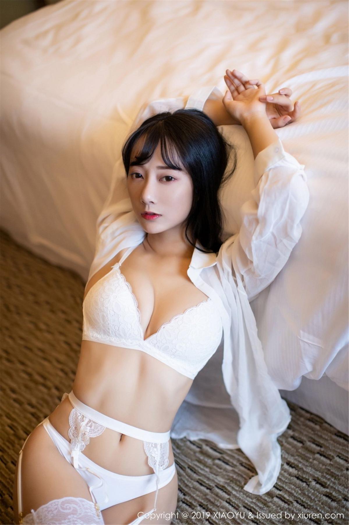[XiaoYu] Vol.076 He Jia Ying 13P, He Jia Ying, Underwear, XiaoYu