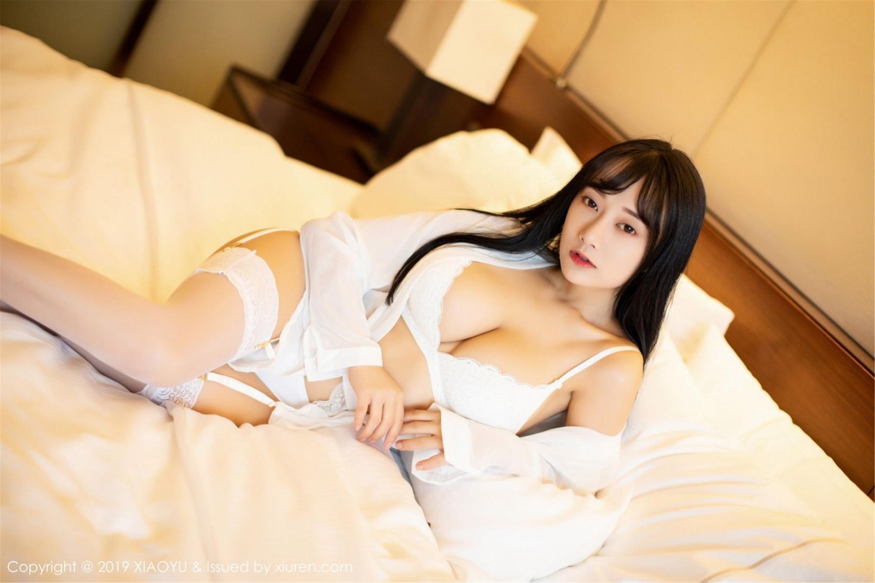 [XiaoYu] Vol.076 He Jia Ying 20P, He Jia Ying, Underwear, XiaoYu