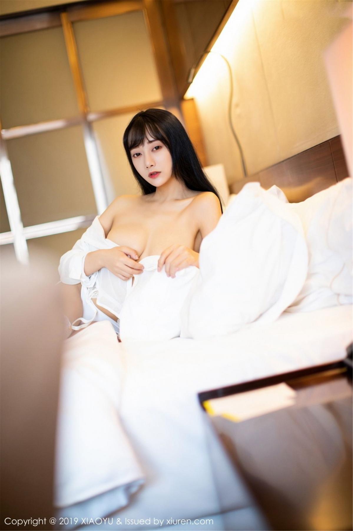 [XiaoYu] Vol.076 He Jia Ying 26P, He Jia Ying, Underwear, XiaoYu