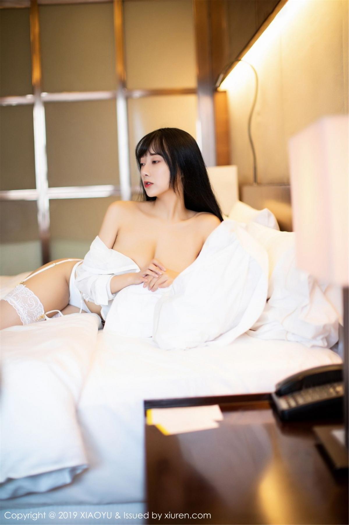 [XiaoYu] Vol.076 He Jia Ying 27P, He Jia Ying, Underwear, XiaoYu