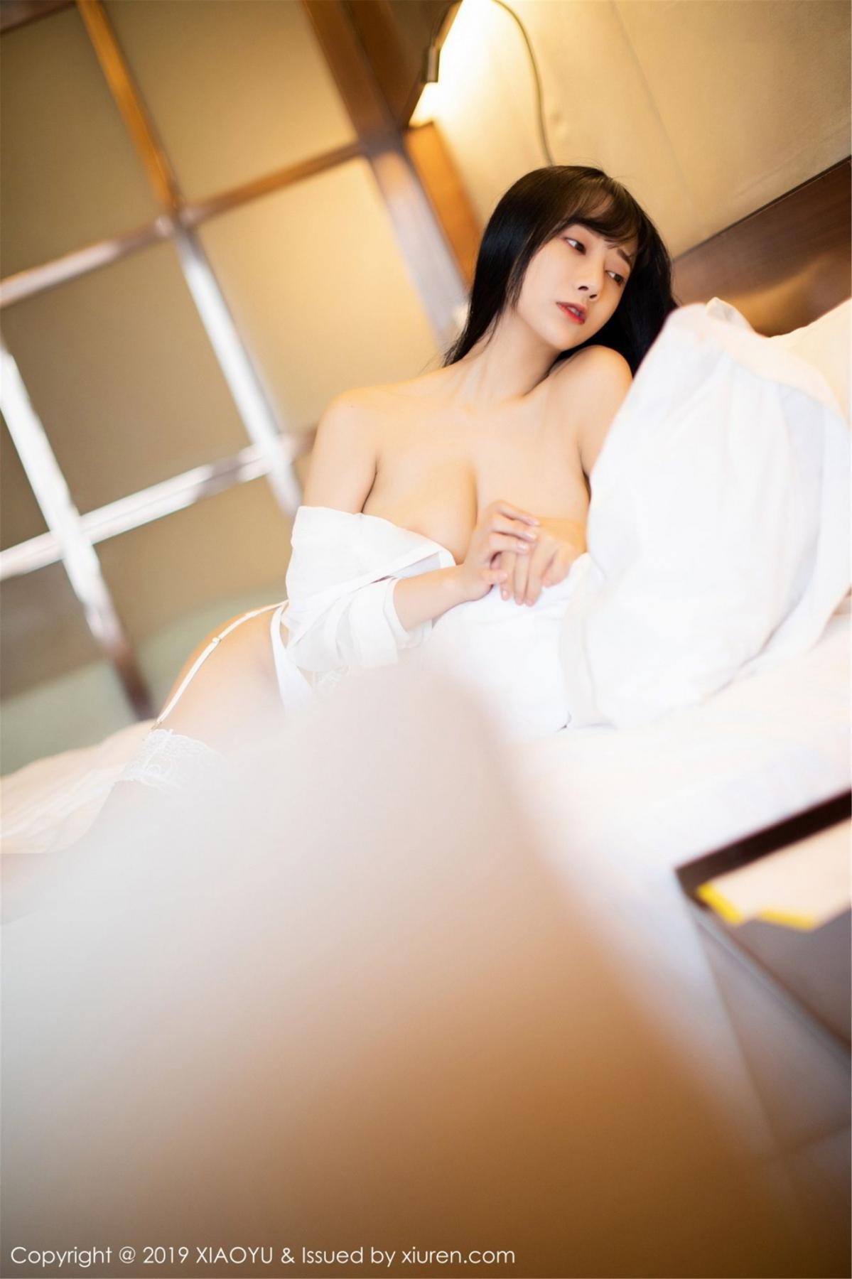 [XiaoYu] Vol.076 He Jia Ying 28P, He Jia Ying, Underwear, XiaoYu
