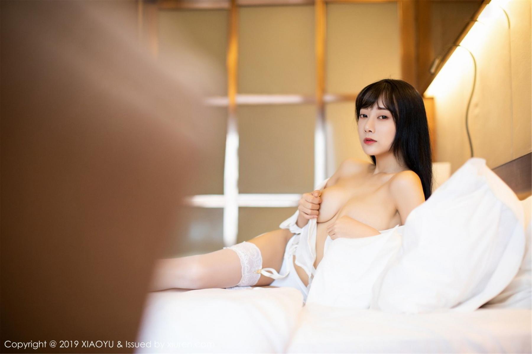[XiaoYu] Vol.076 He Jia Ying 29P, He Jia Ying, Underwear, XiaoYu