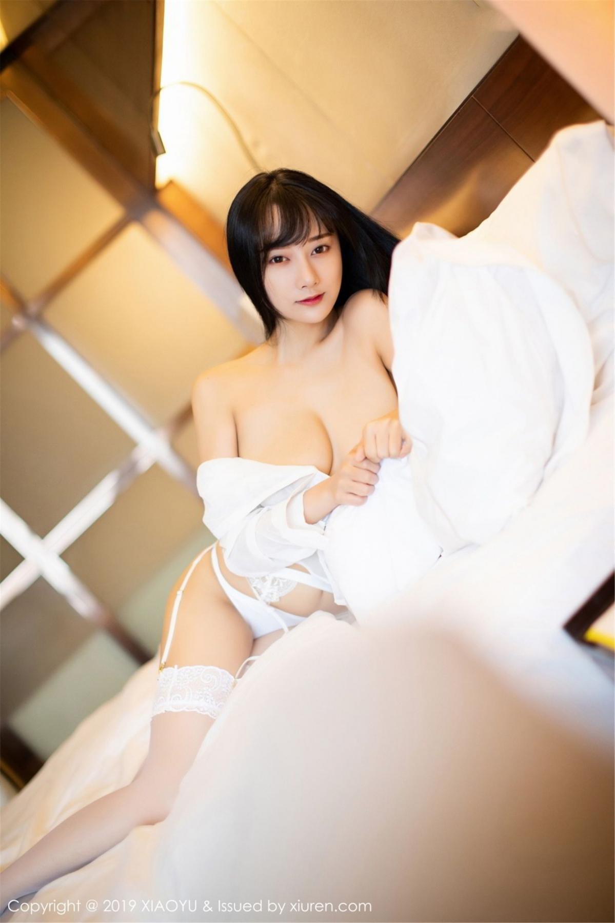 [XiaoYu] Vol.076 He Jia Ying 30P, He Jia Ying, Underwear, XiaoYu