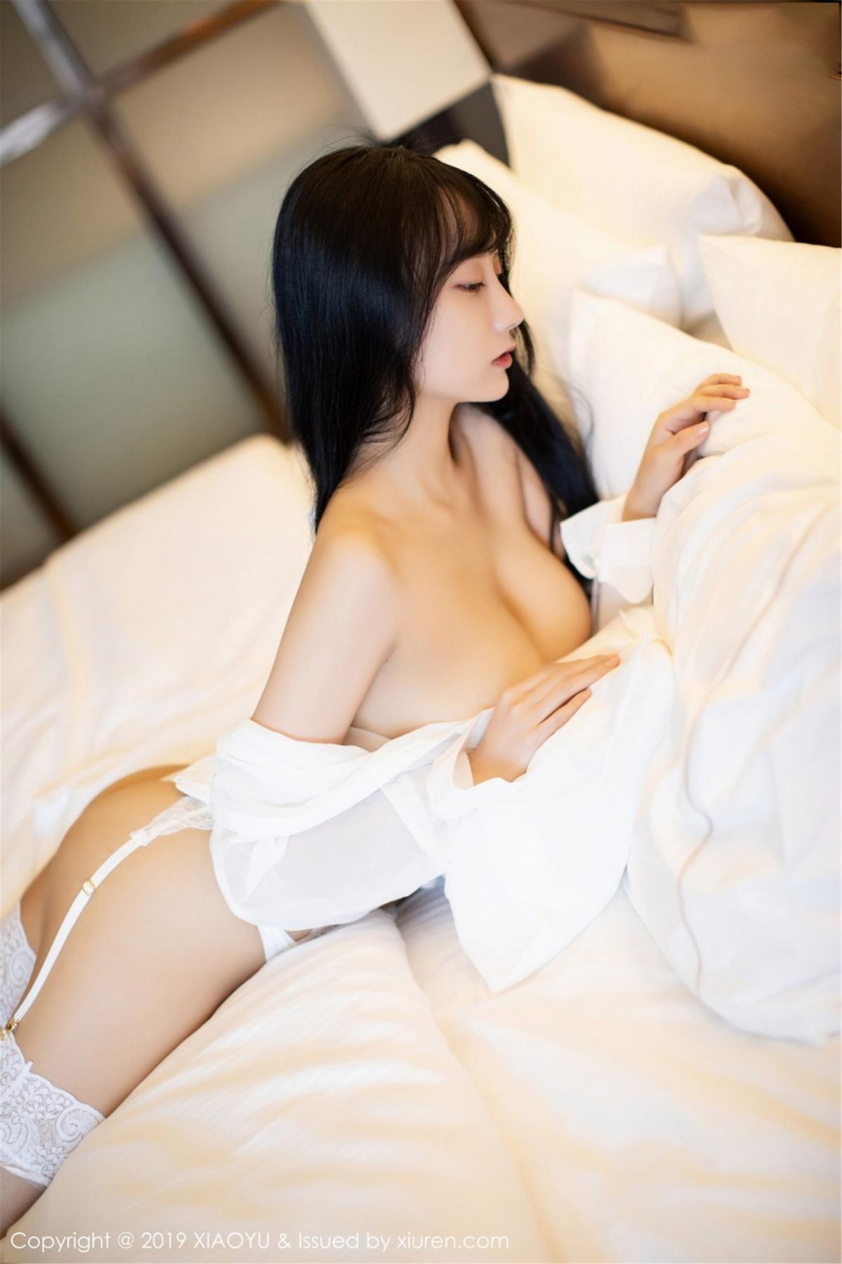 [XiaoYu] Vol.076 He Jia Ying 31P, He Jia Ying, Underwear, XiaoYu