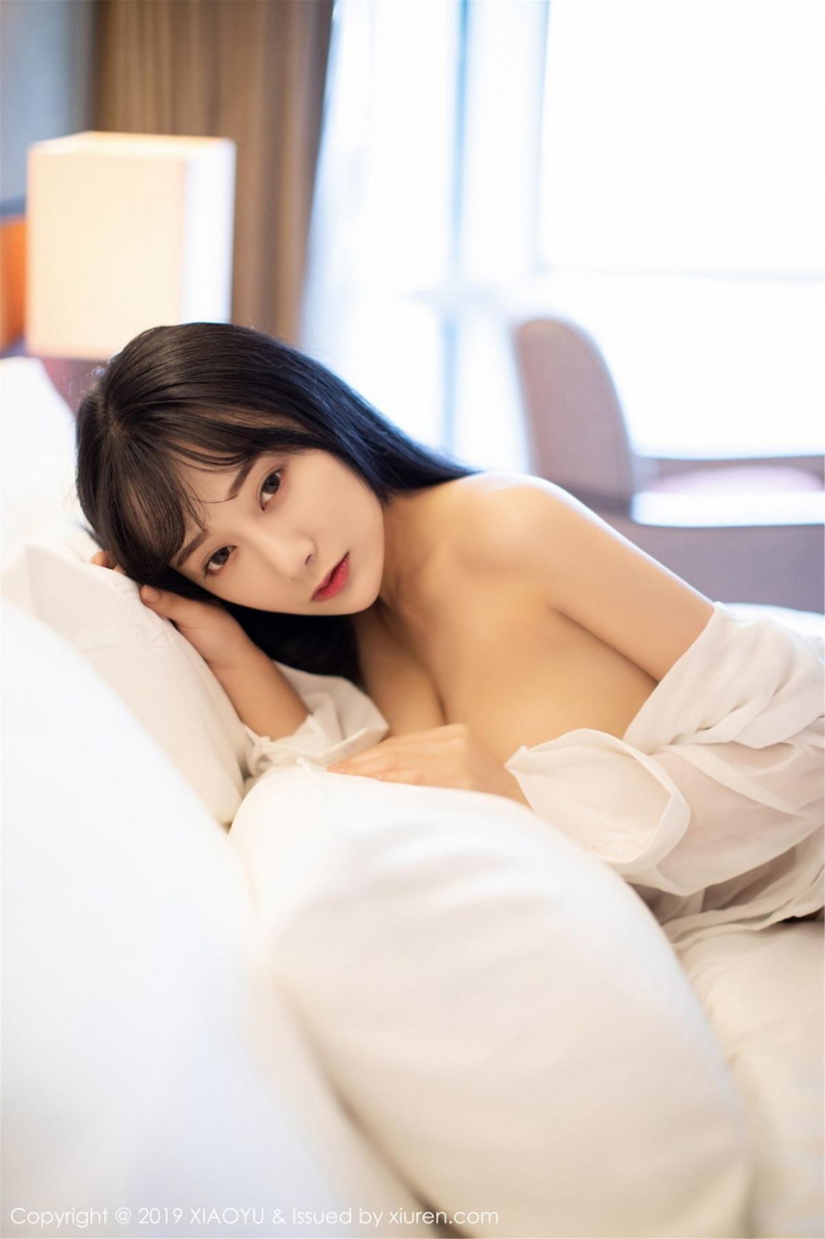 [XiaoYu] Vol.076 He Jia Ying 34P, He Jia Ying, Underwear, XiaoYu