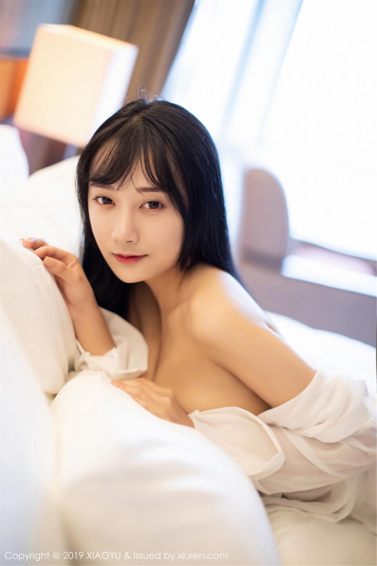 [XiaoYu] Vol.076 He Jia Ying 35P, He Jia Ying, Underwear, XiaoYu
