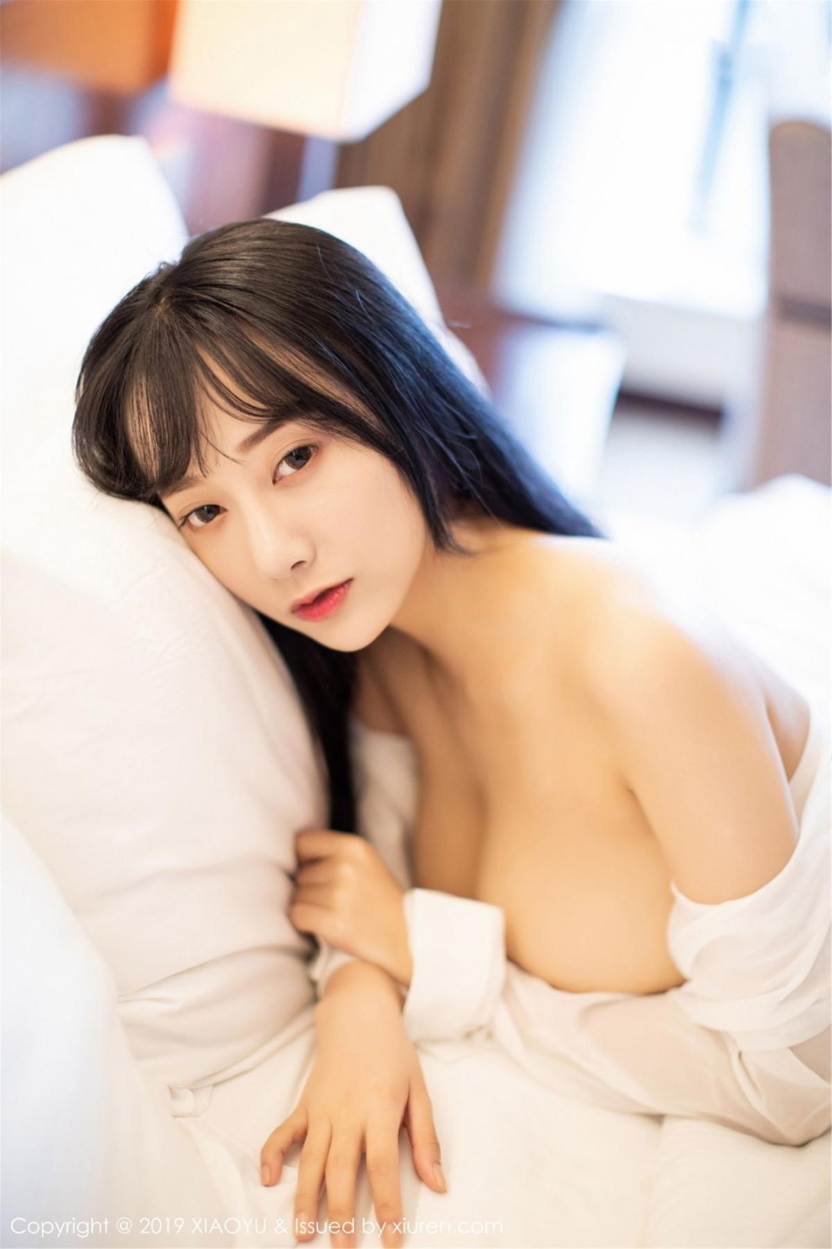 [XiaoYu] Vol.076 He Jia Ying 36P, He Jia Ying, Underwear, XiaoYu