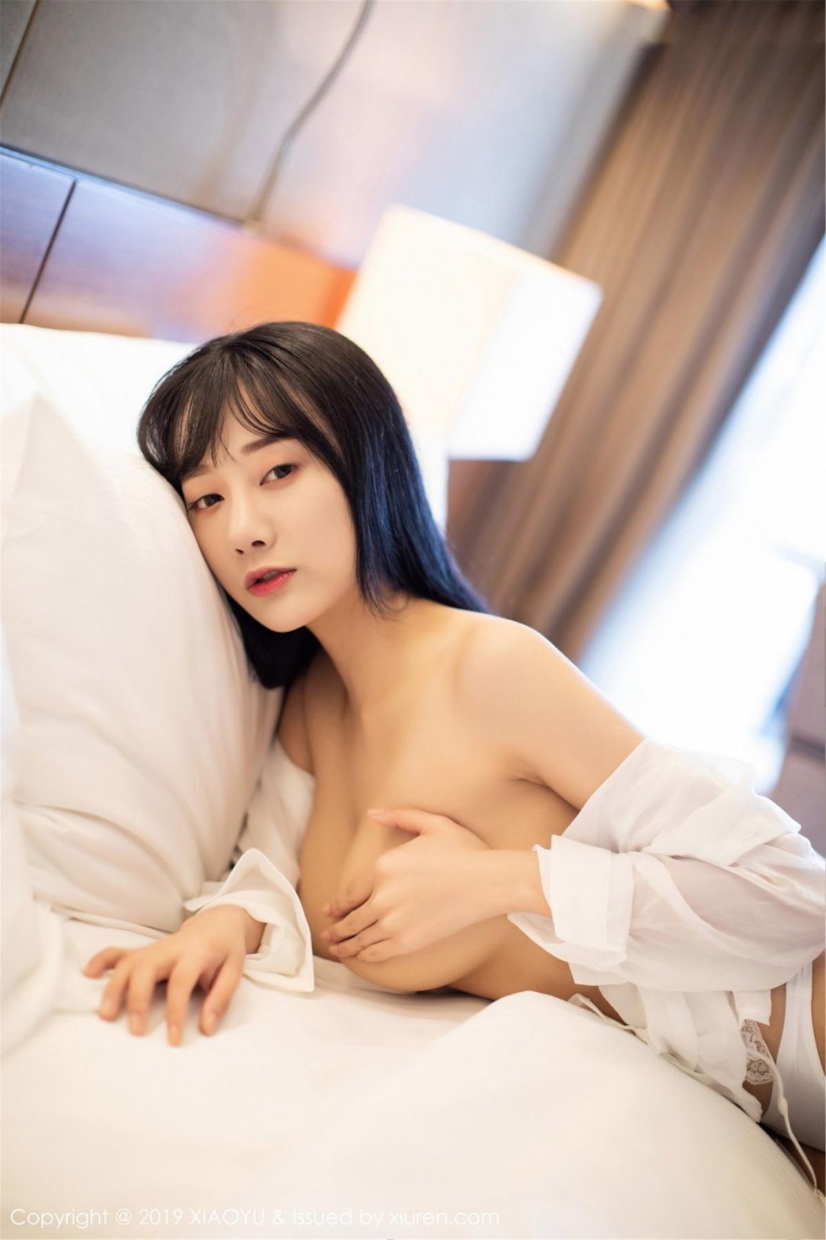 [XiaoYu] Vol.076 He Jia Ying 37P, He Jia Ying, Underwear, XiaoYu