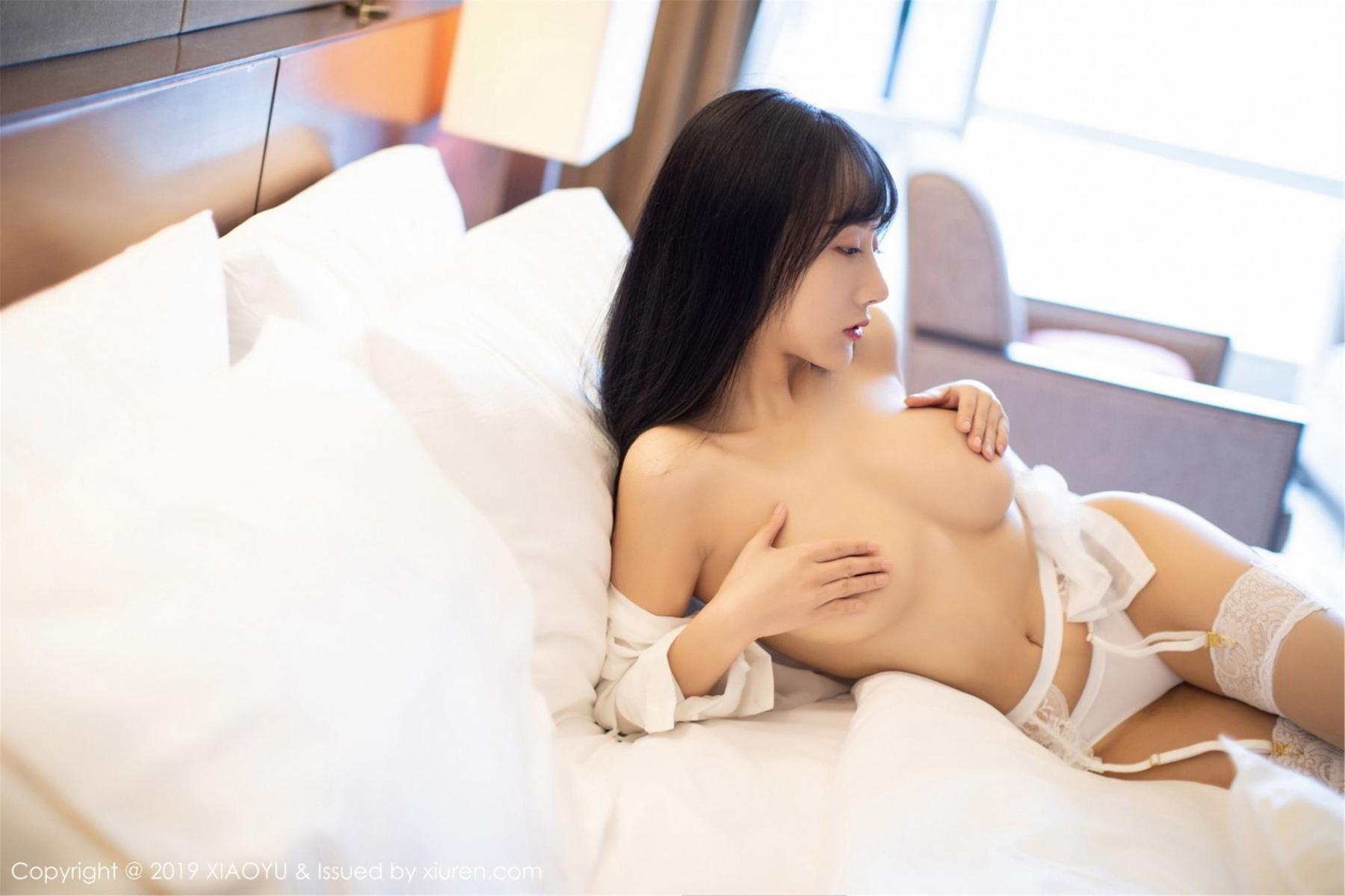 [XiaoYu] Vol.076 He Jia Ying 38P, He Jia Ying, Underwear, XiaoYu