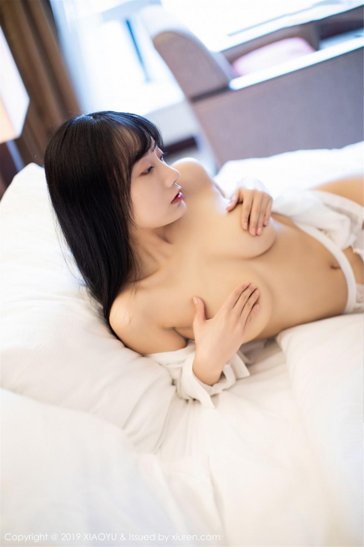 [XiaoYu] Vol.076 He Jia Ying 42P, He Jia Ying, Underwear, XiaoYu
