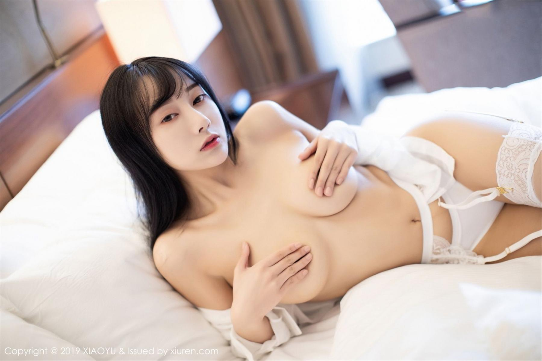 [XiaoYu] Vol.076 He Jia Ying 45P, He Jia Ying, Underwear, XiaoYu
