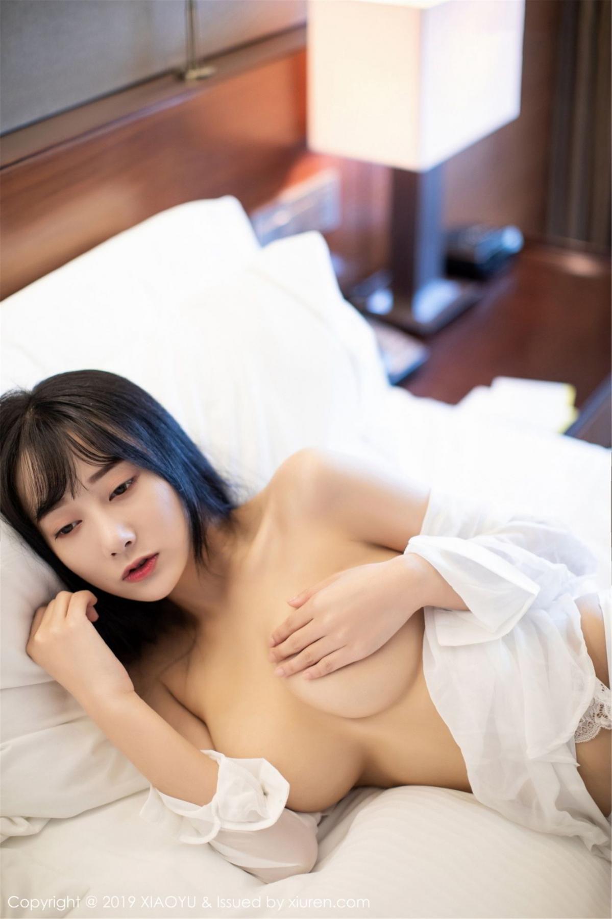 [XiaoYu] Vol.076 He Jia Ying 47P, He Jia Ying, Underwear, XiaoYu