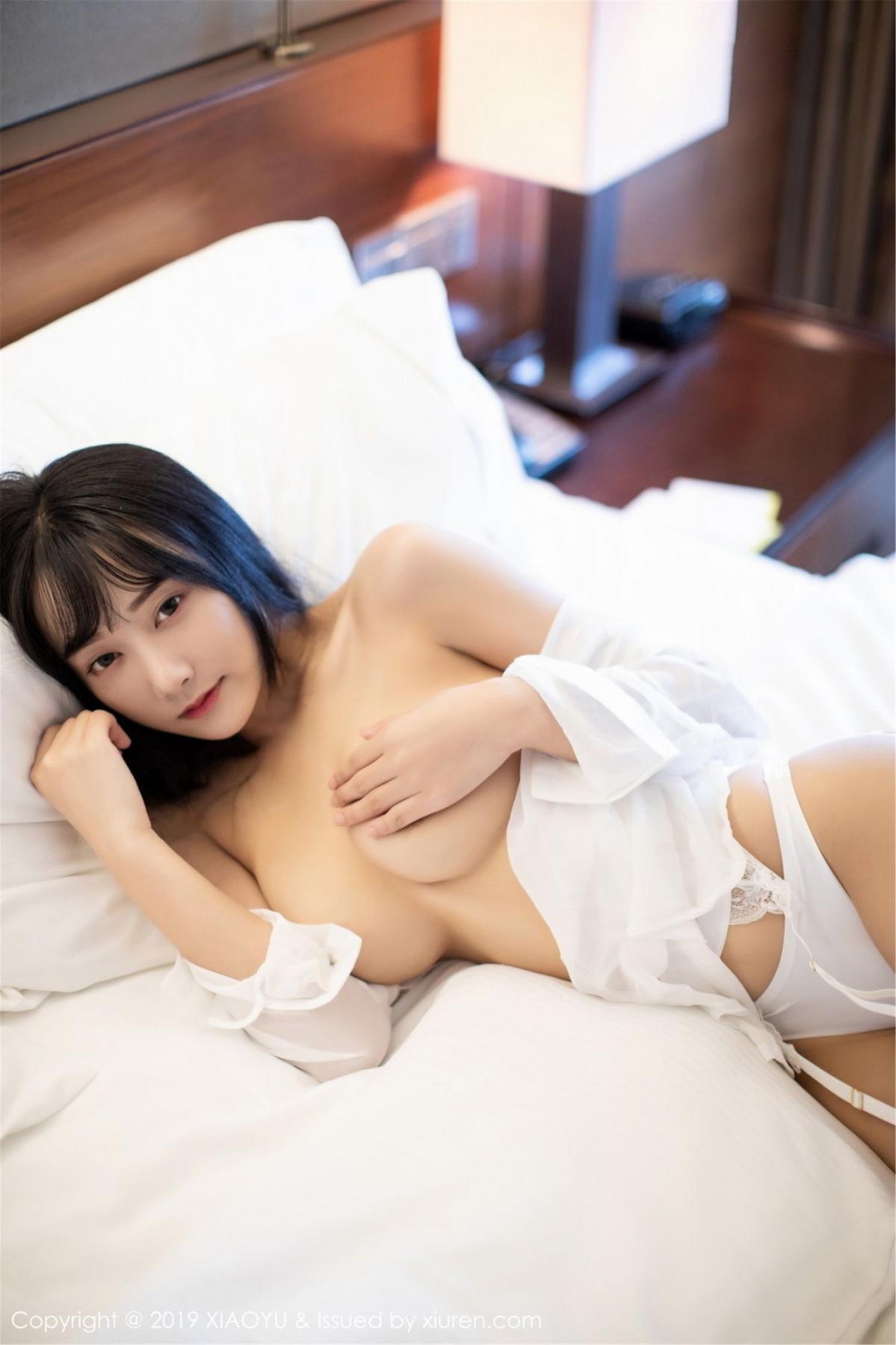 [XiaoYu] Vol.076 He Jia Ying 48P, He Jia Ying, Underwear, XiaoYu