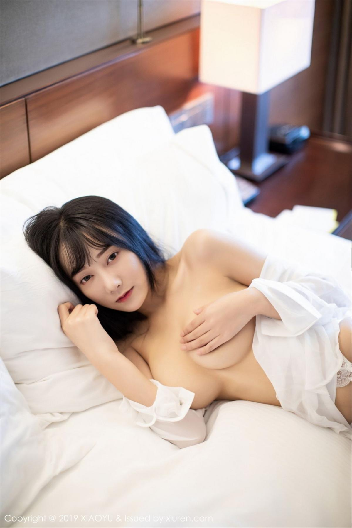 [XiaoYu] Vol.076 He Jia Ying 49P, He Jia Ying, Underwear, XiaoYu