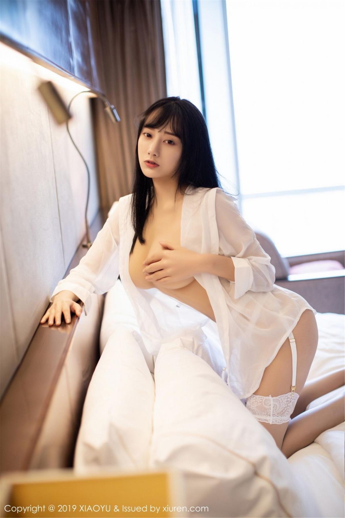 [XiaoYu] Vol.076 He Jia Ying 57P, He Jia Ying, Underwear, XiaoYu