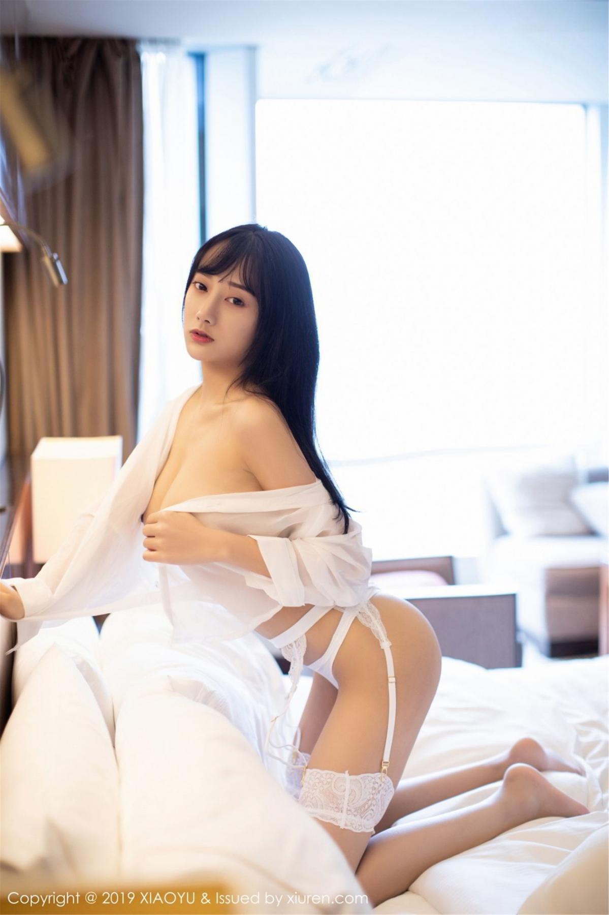 [XiaoYu] Vol.076 He Jia Ying 58P, He Jia Ying, Underwear, XiaoYu