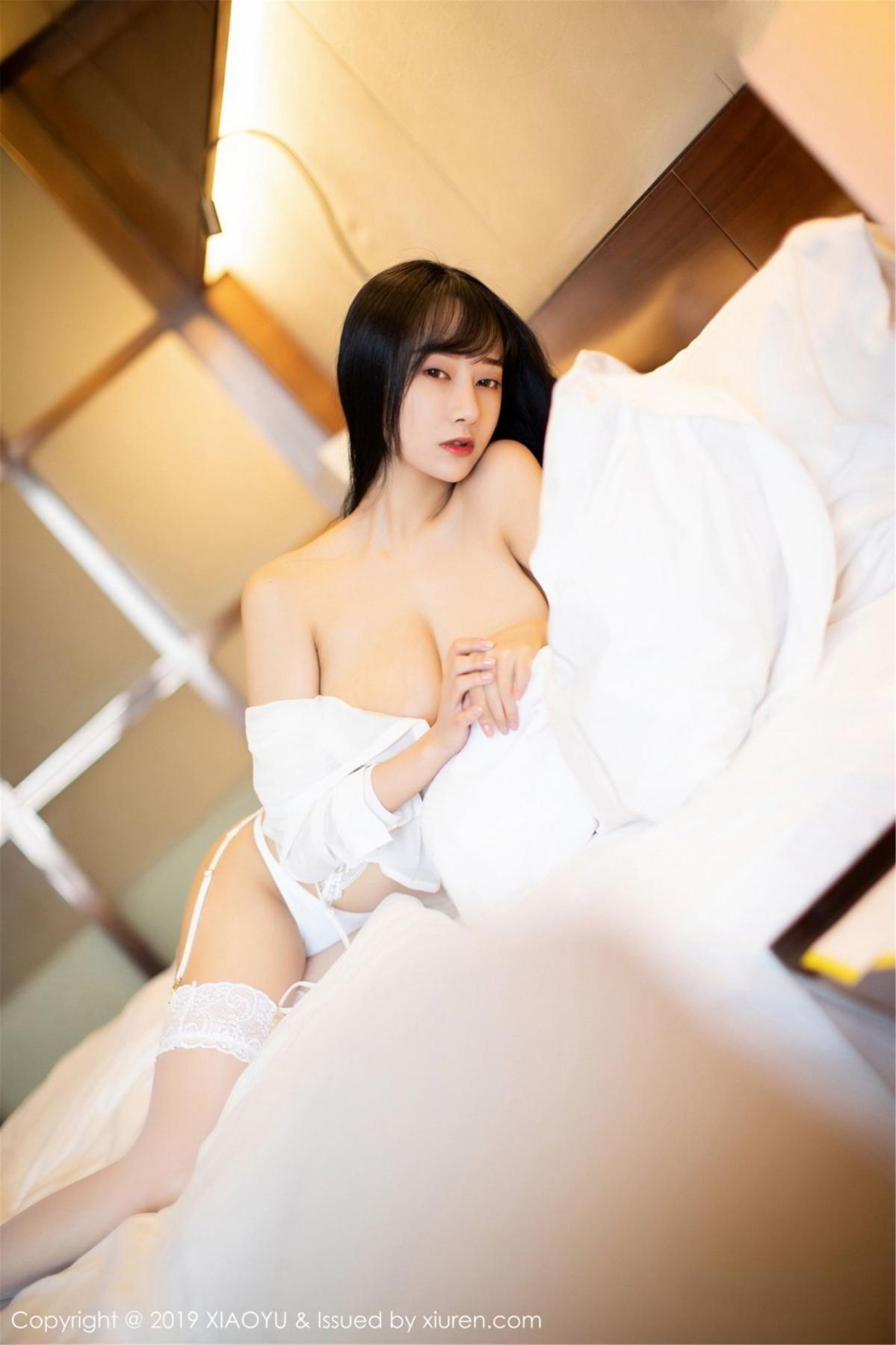 [XiaoYu] Vol.076 He Jia Ying 5P, He Jia Ying, Underwear, XiaoYu