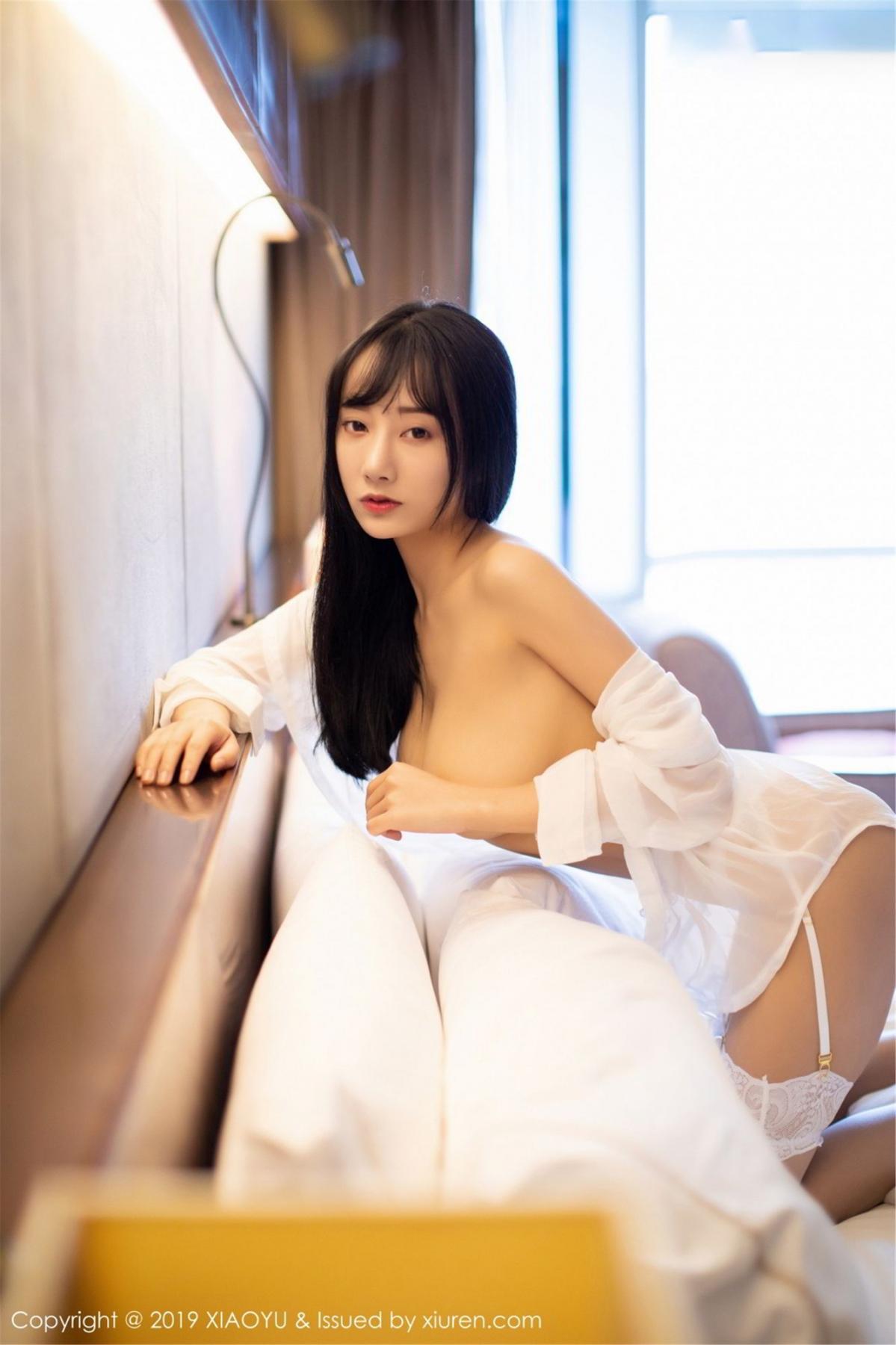 [XiaoYu] Vol.076 He Jia Ying 60P, He Jia Ying, Underwear, XiaoYu