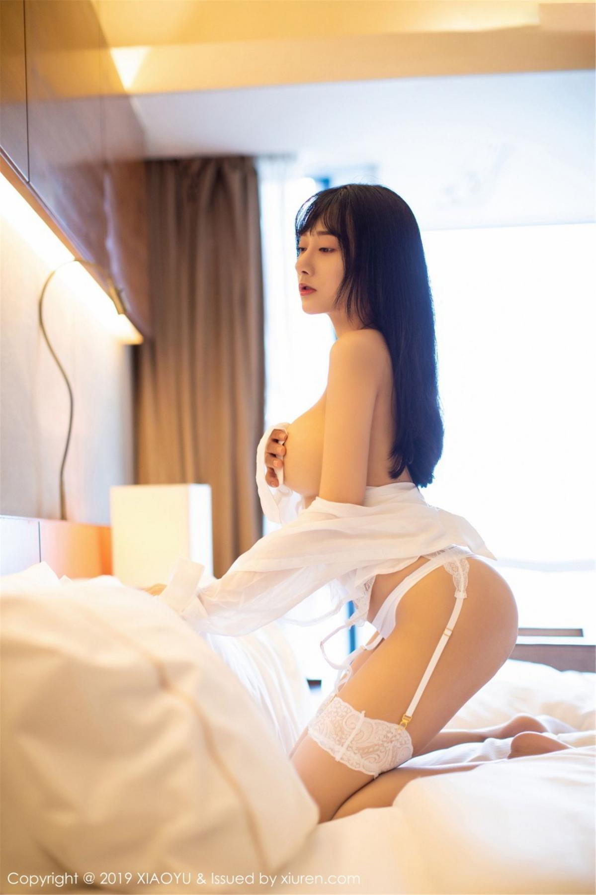 [XiaoYu] Vol.076 He Jia Ying 62P, He Jia Ying, Underwear, XiaoYu